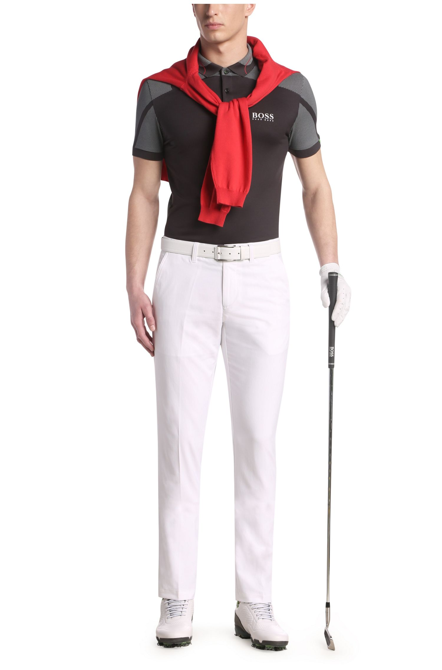 Golf-Polo aus Baumwoll-Mix: ´Paddy MK 2`