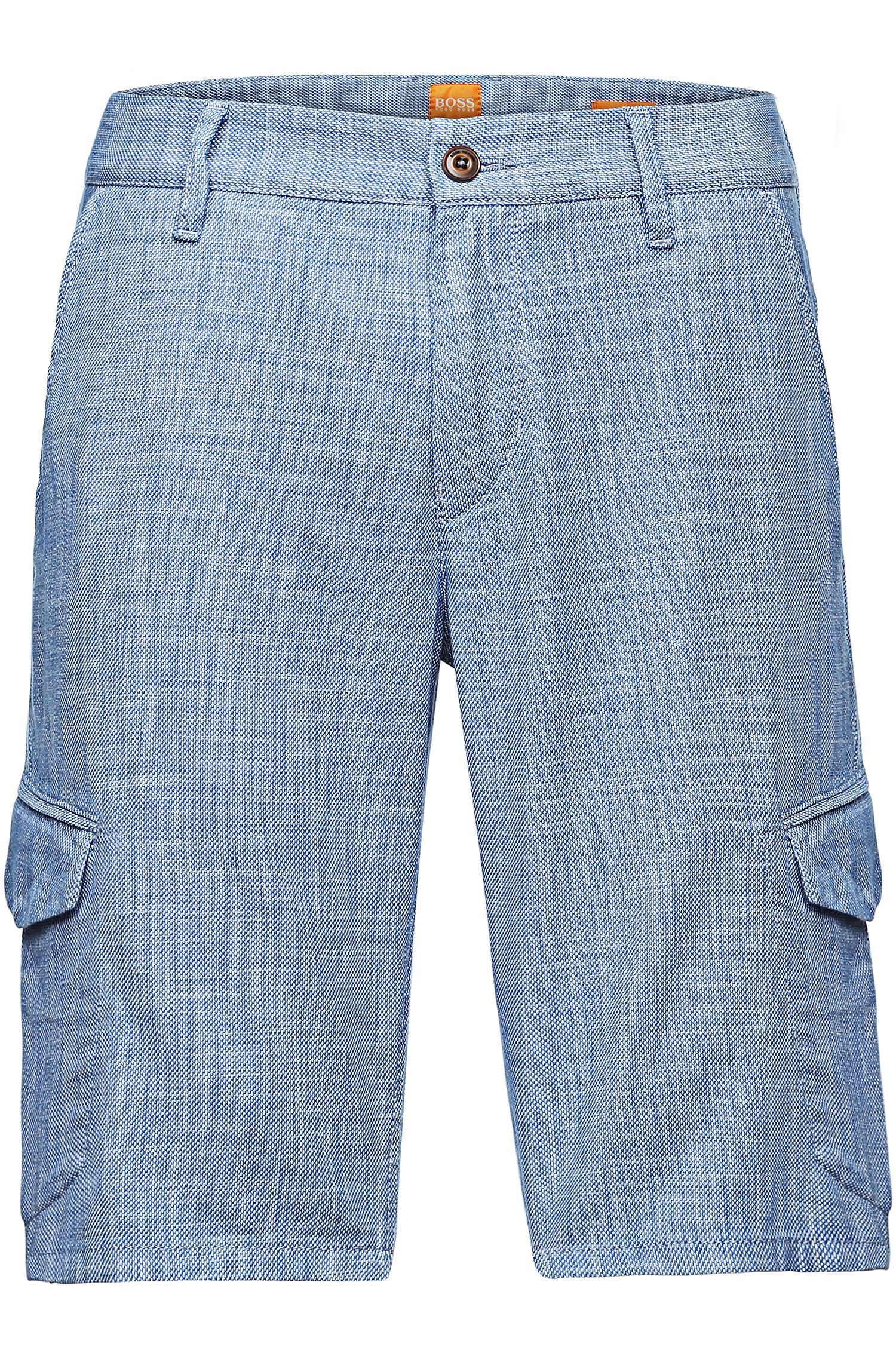 Short Regular Fit texturé : « Schwinn4-Shorts-W »