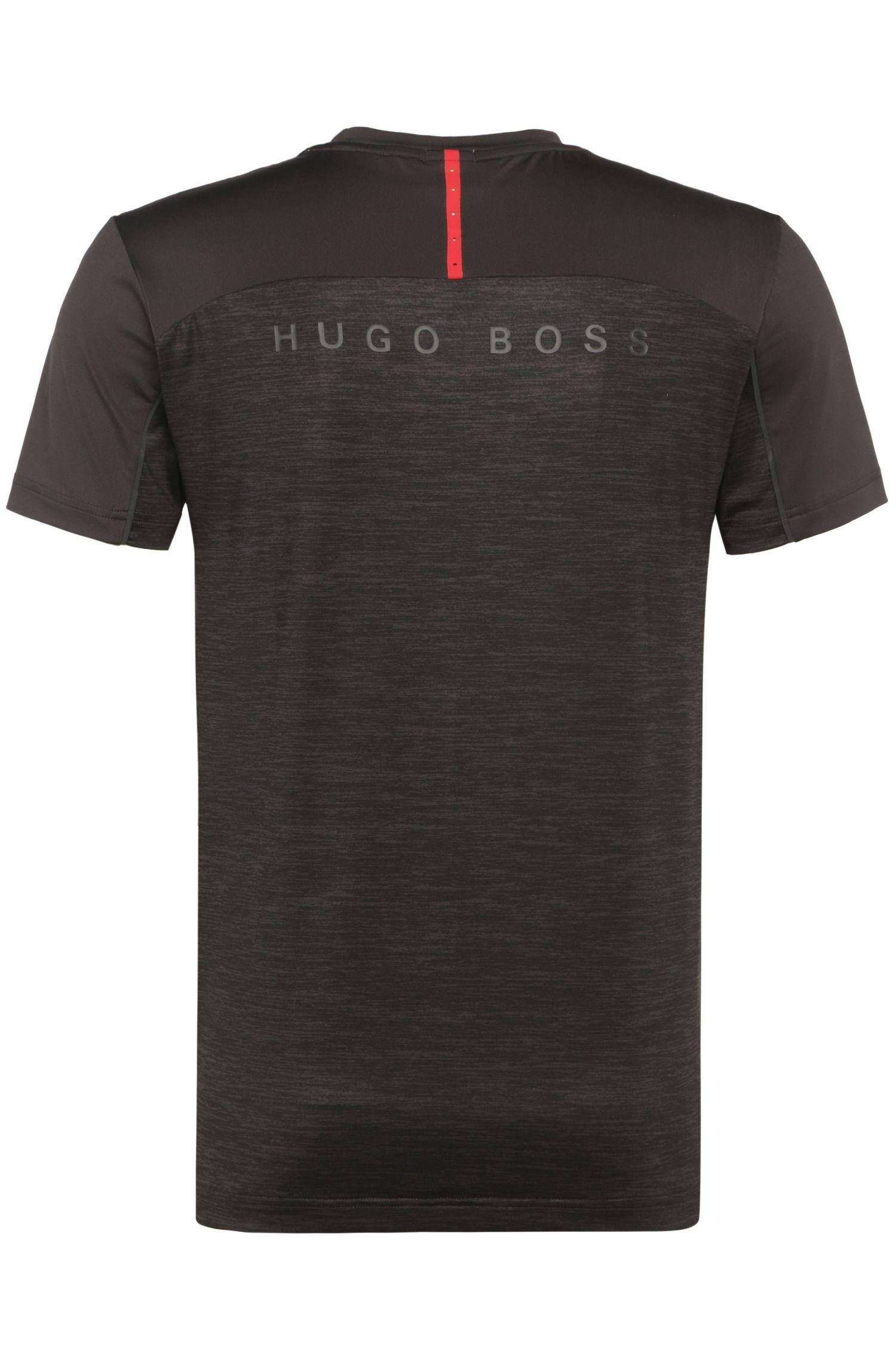 T-shirt à col rond: «Tianotech»