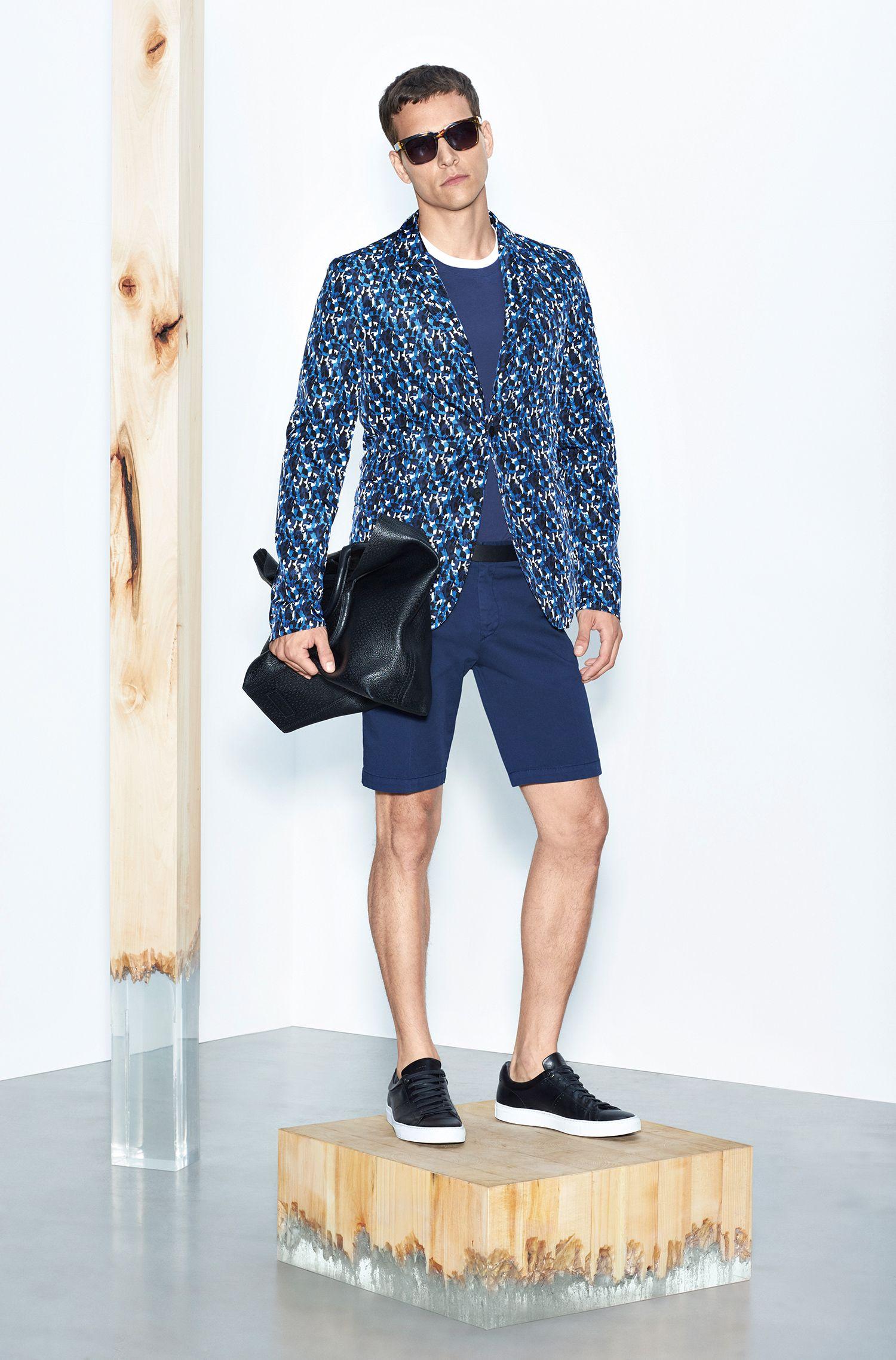 Slim-Fit T-Shirt aus Baumwolle: 'Tessler 09'