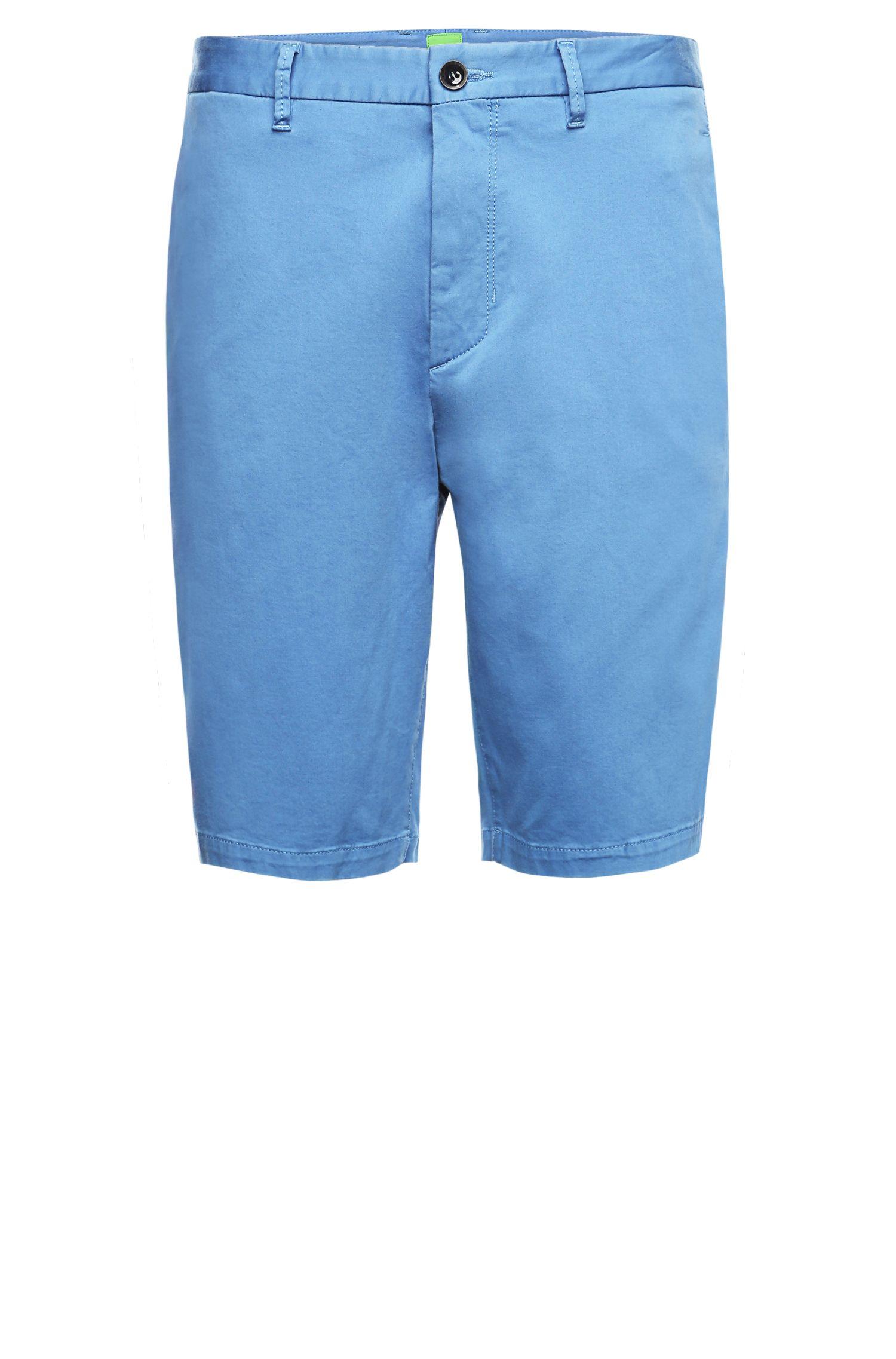 Slim-Fit Shorts aus Baumwoll-Mix: ´Liem2-1-W`