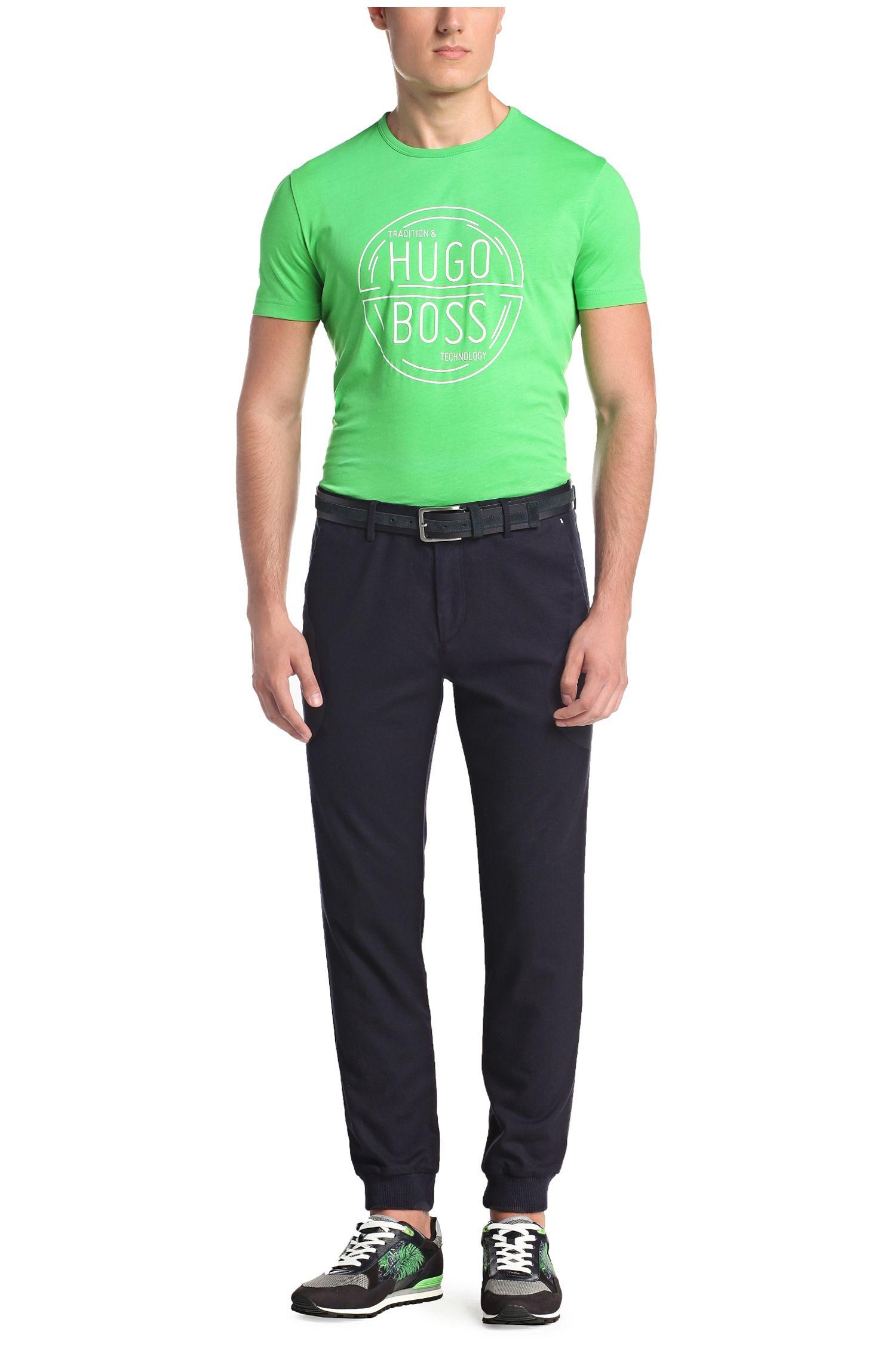 Pantalon Tapered Slim Fit: «Loomes-W»