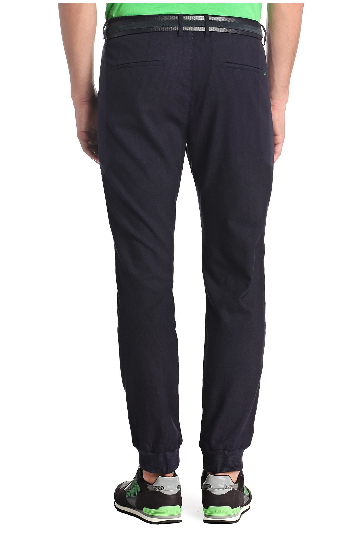 Tapered Slim-Fit Hose: ´Loomes-W`