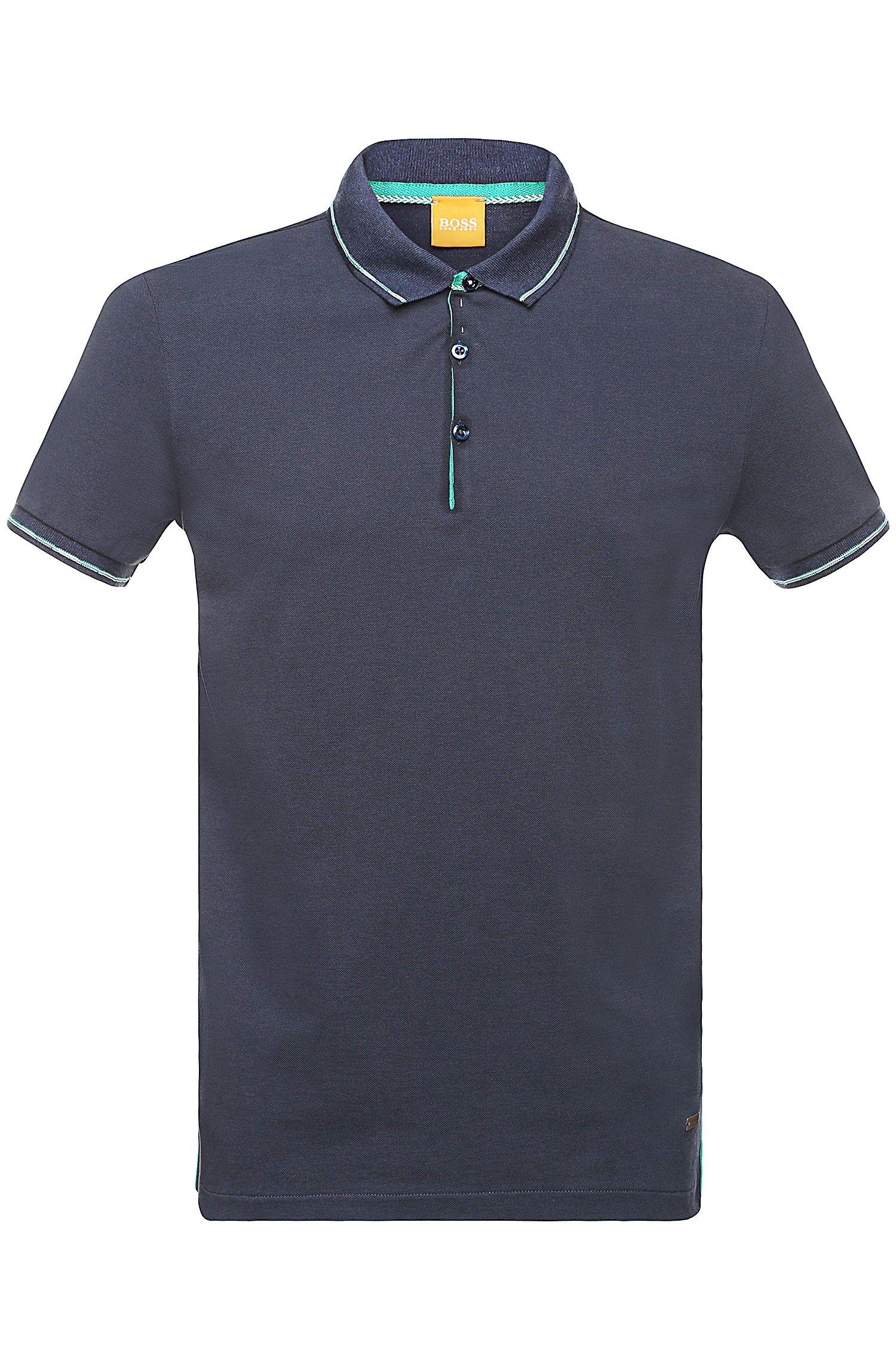 Regular-Fit Polo aus Piqué: ´Pejo 1`