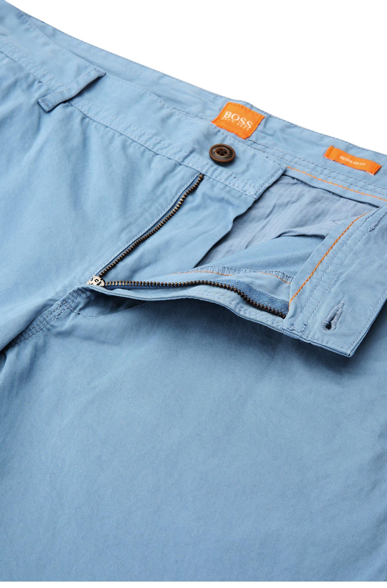 Regular-fit short van katoen: 'Schino-Regular-Short'