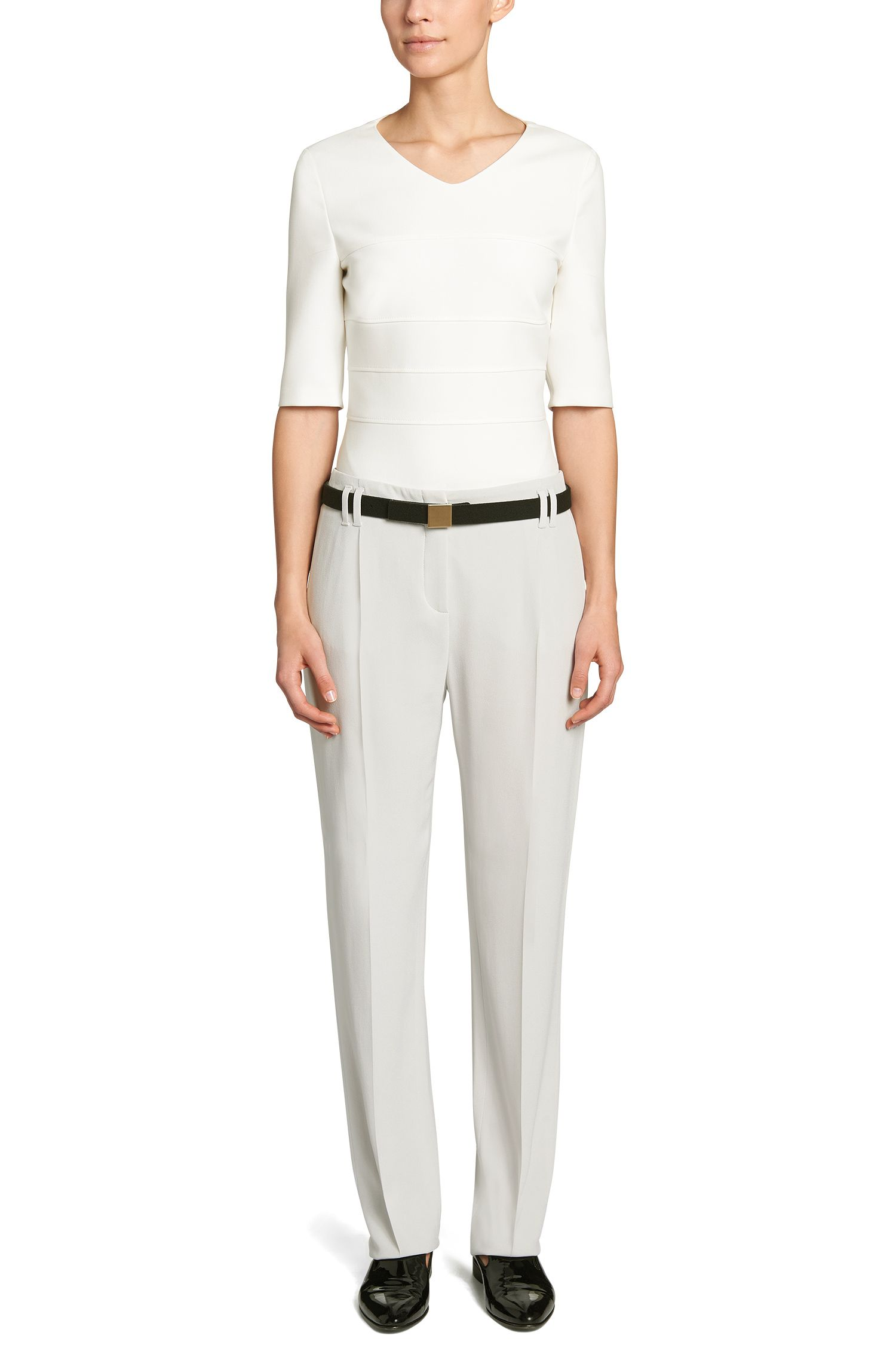 Relaxed-fit broek: 'Tomina'