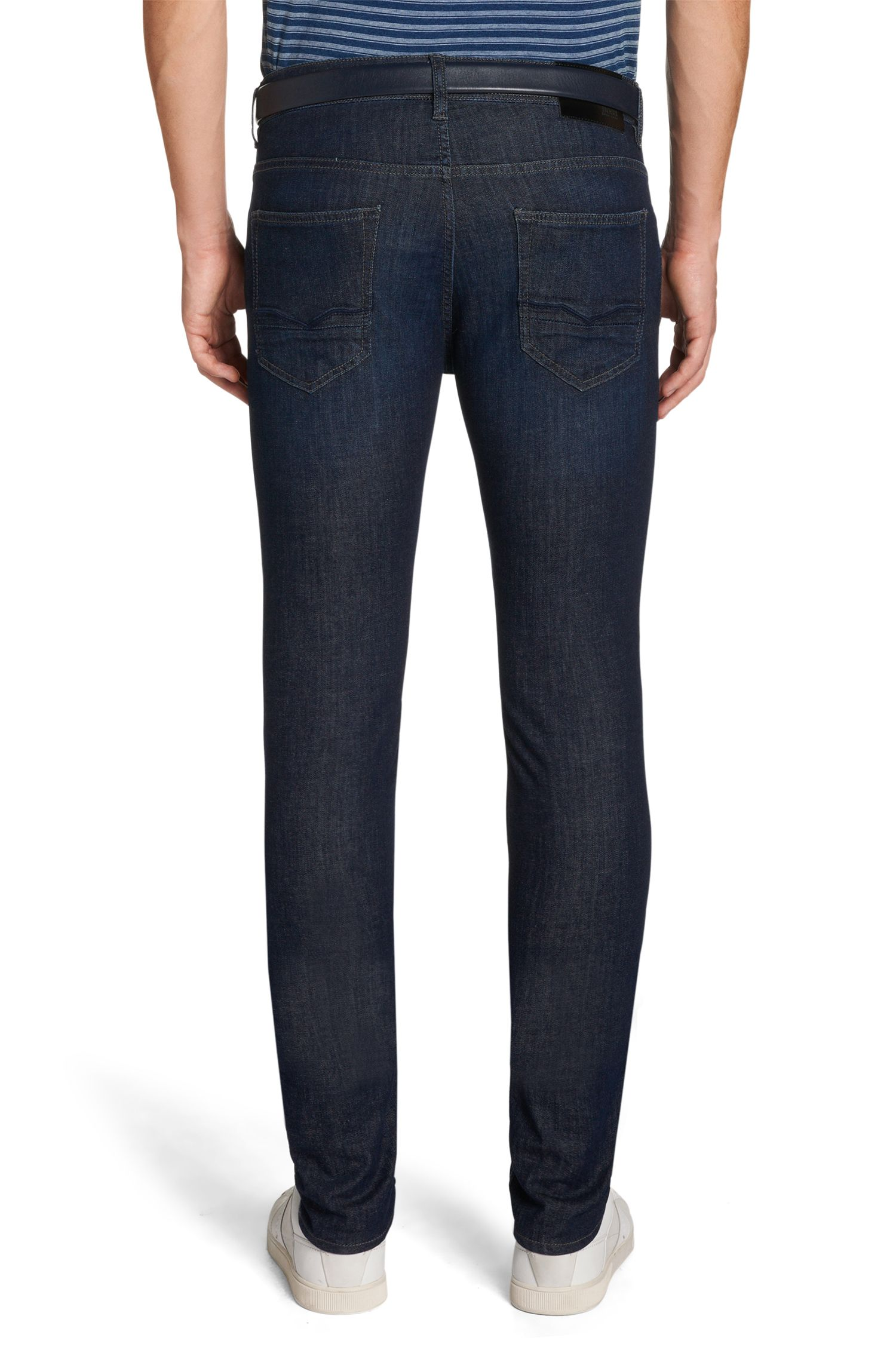 Jeans Extra Slim Fit en coton stretch : « Miami2 »