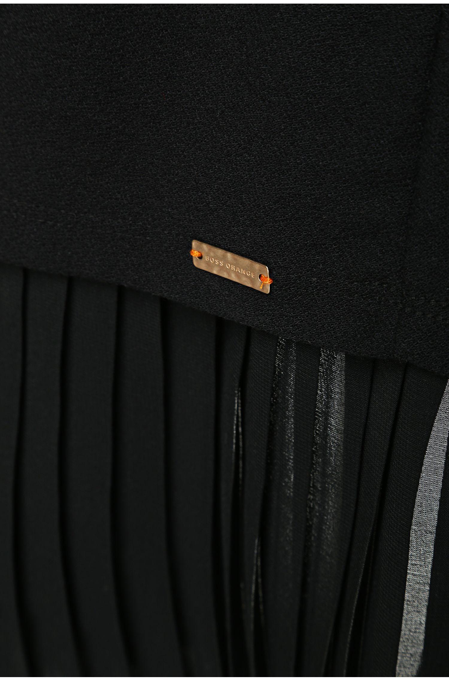 Petite robe en coton mélangé: «Dilaya»