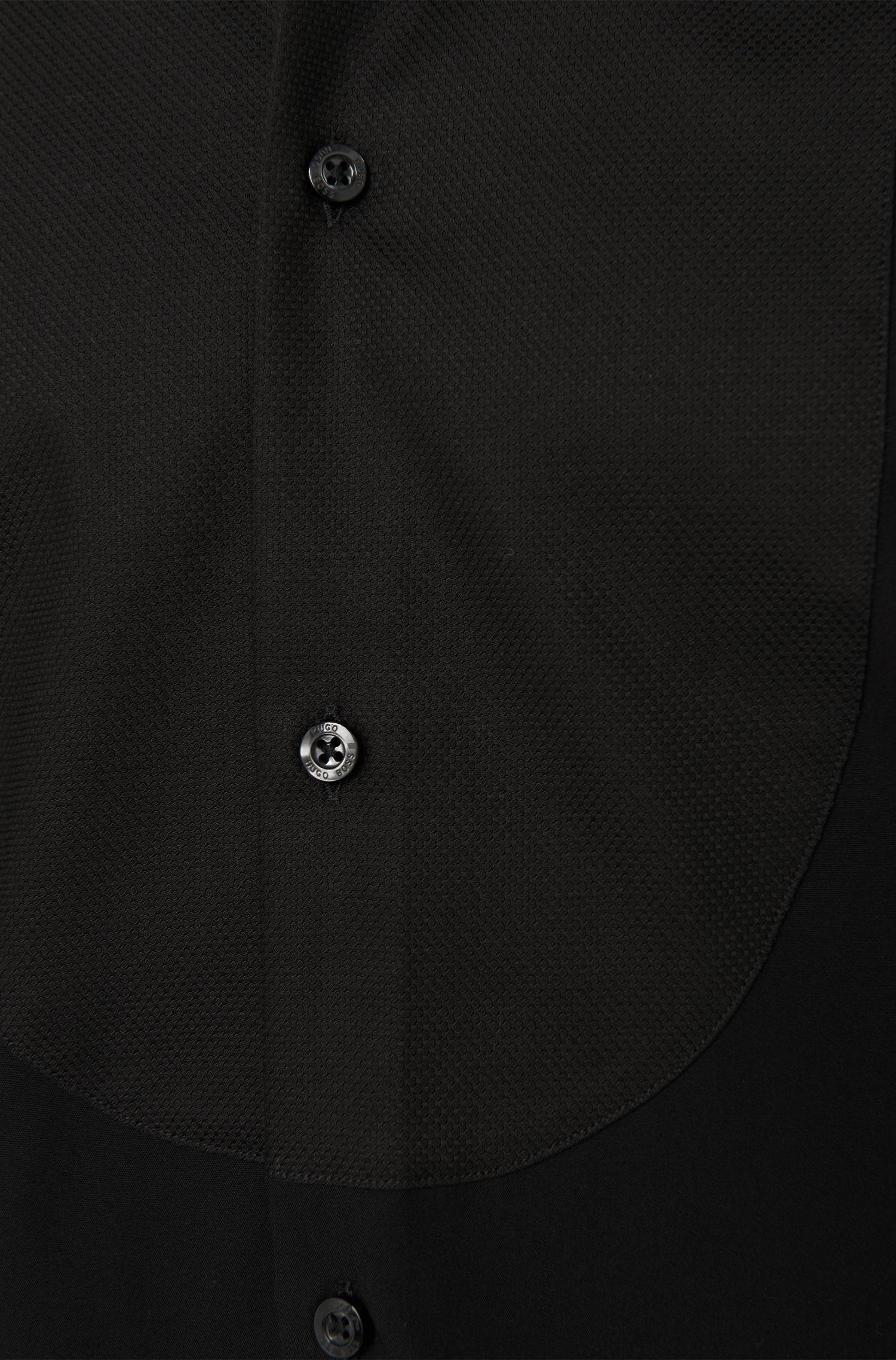 Chemise Slim Fit en coton: «Epulet»