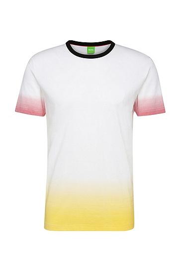 T-Shirt aus Baumwolle: ´Tee Flag 1`, Weiß