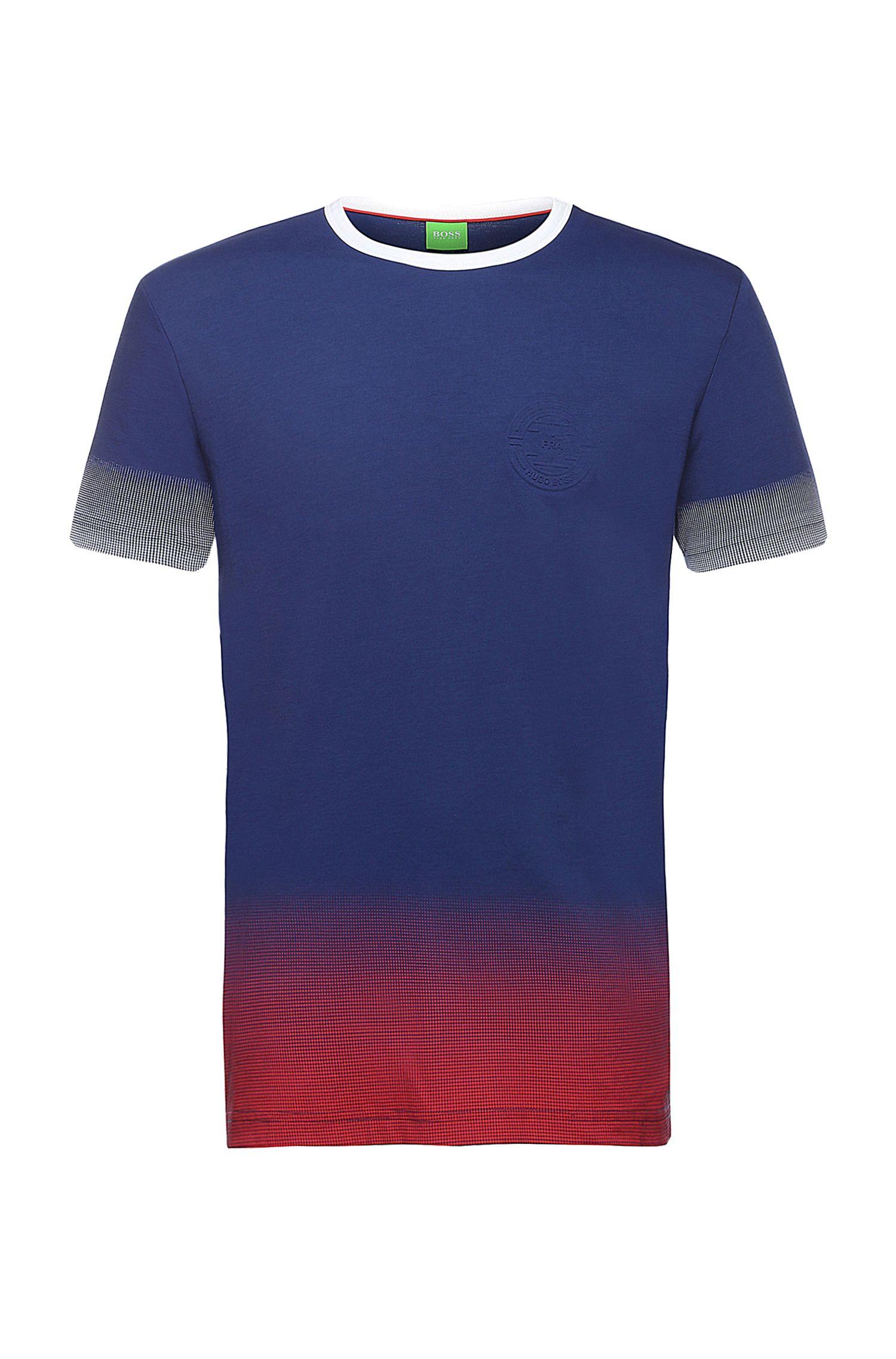 T-shirt van katoen: 'Tee Flag 1'