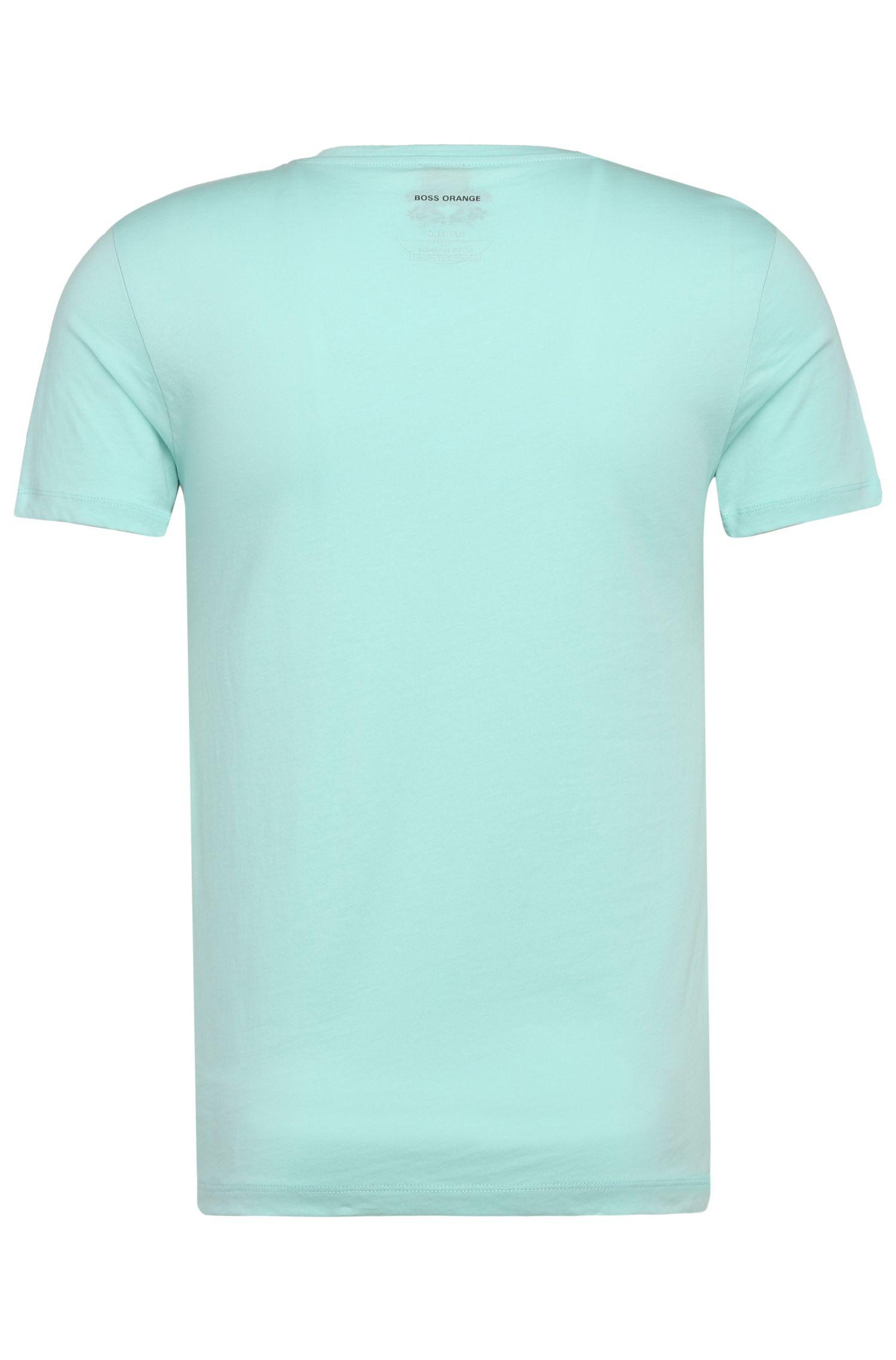 T-Shirt aus Flammengarn-Jersey: ´Tomsin 6`