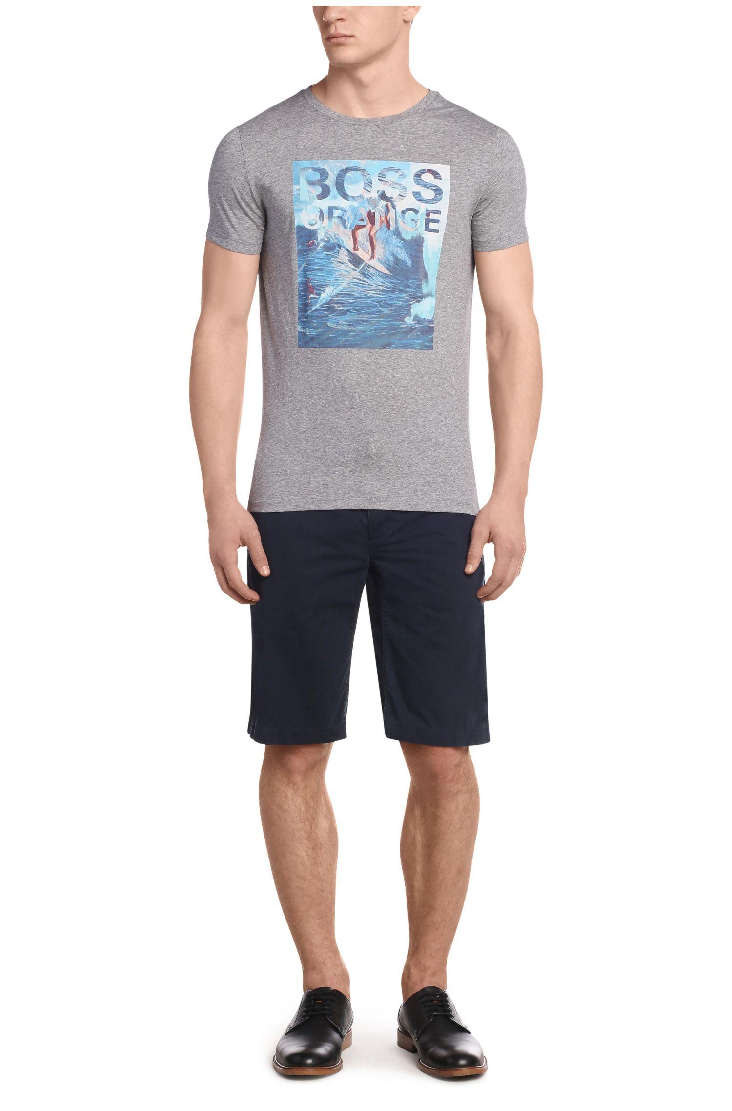 T-Shirt aus Pima-Baumwolle: ´Towney 1`