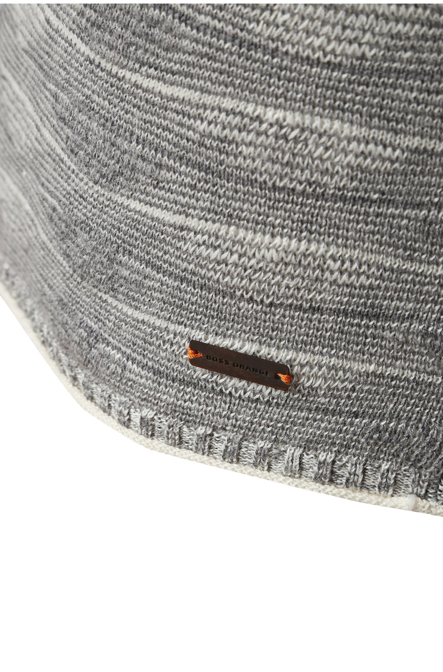 Strickpullover aus Baumwoll-Mix: ´Katoun`