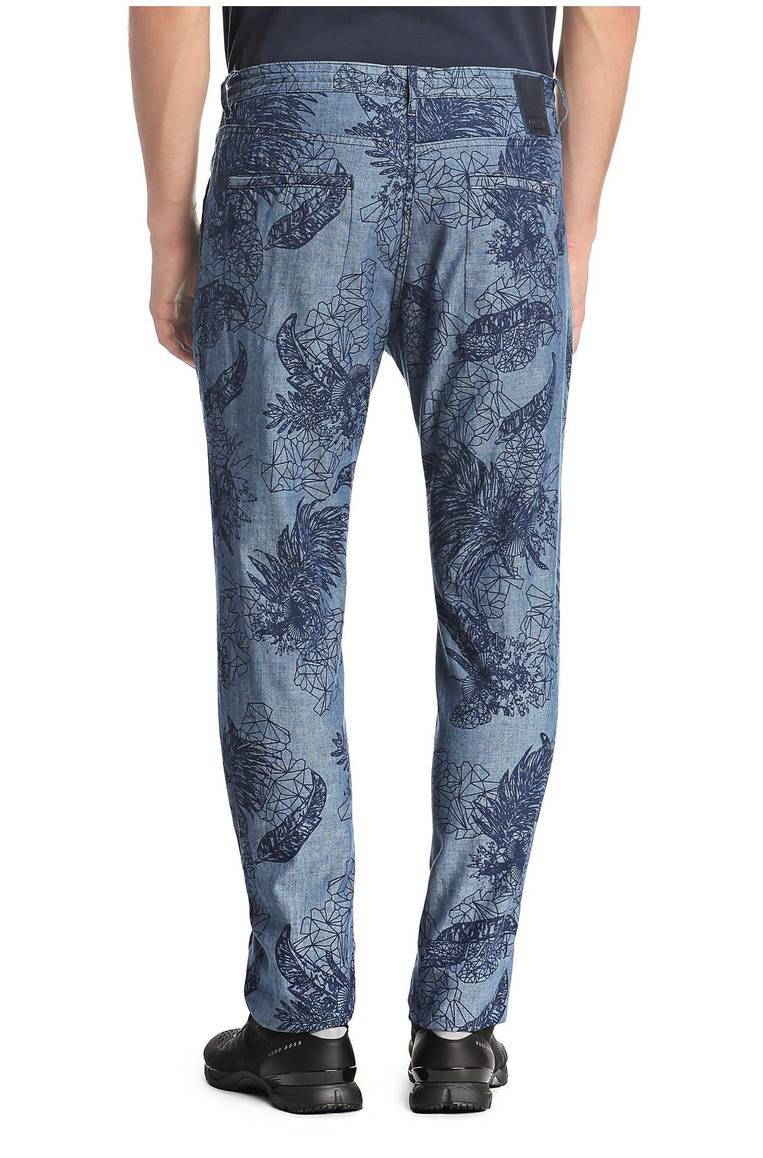 Jeans en coton mélangé: «Darrel1»