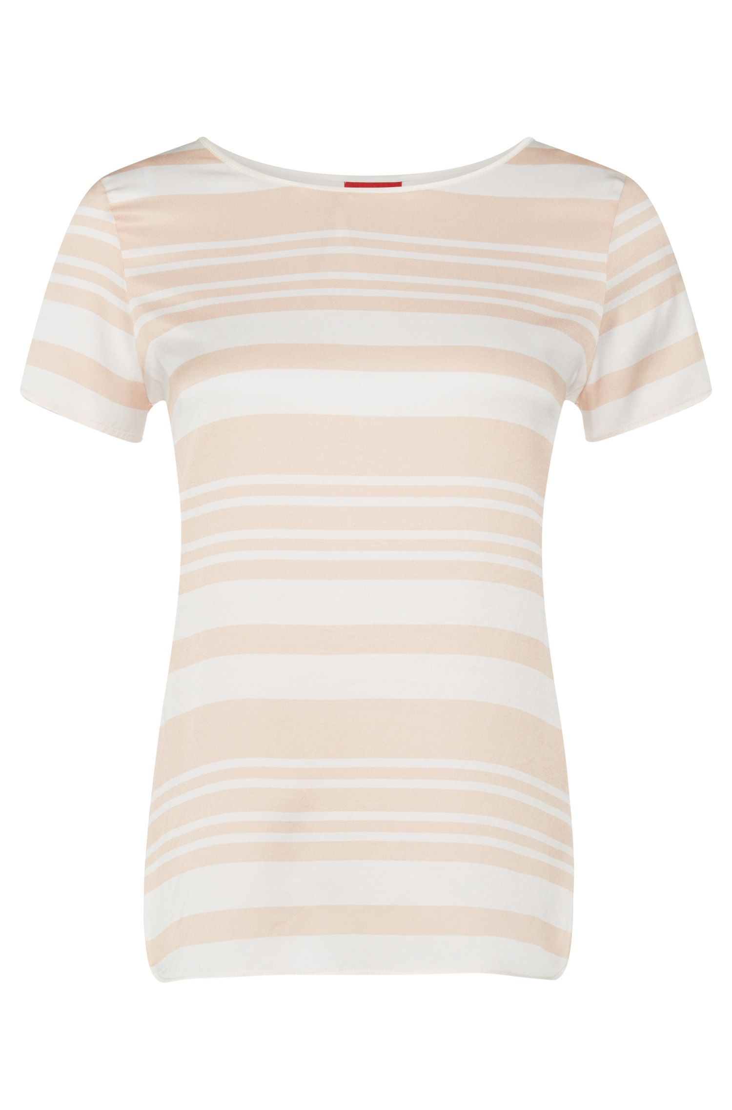 T-shirt en viscose extensible : « Dasita »
