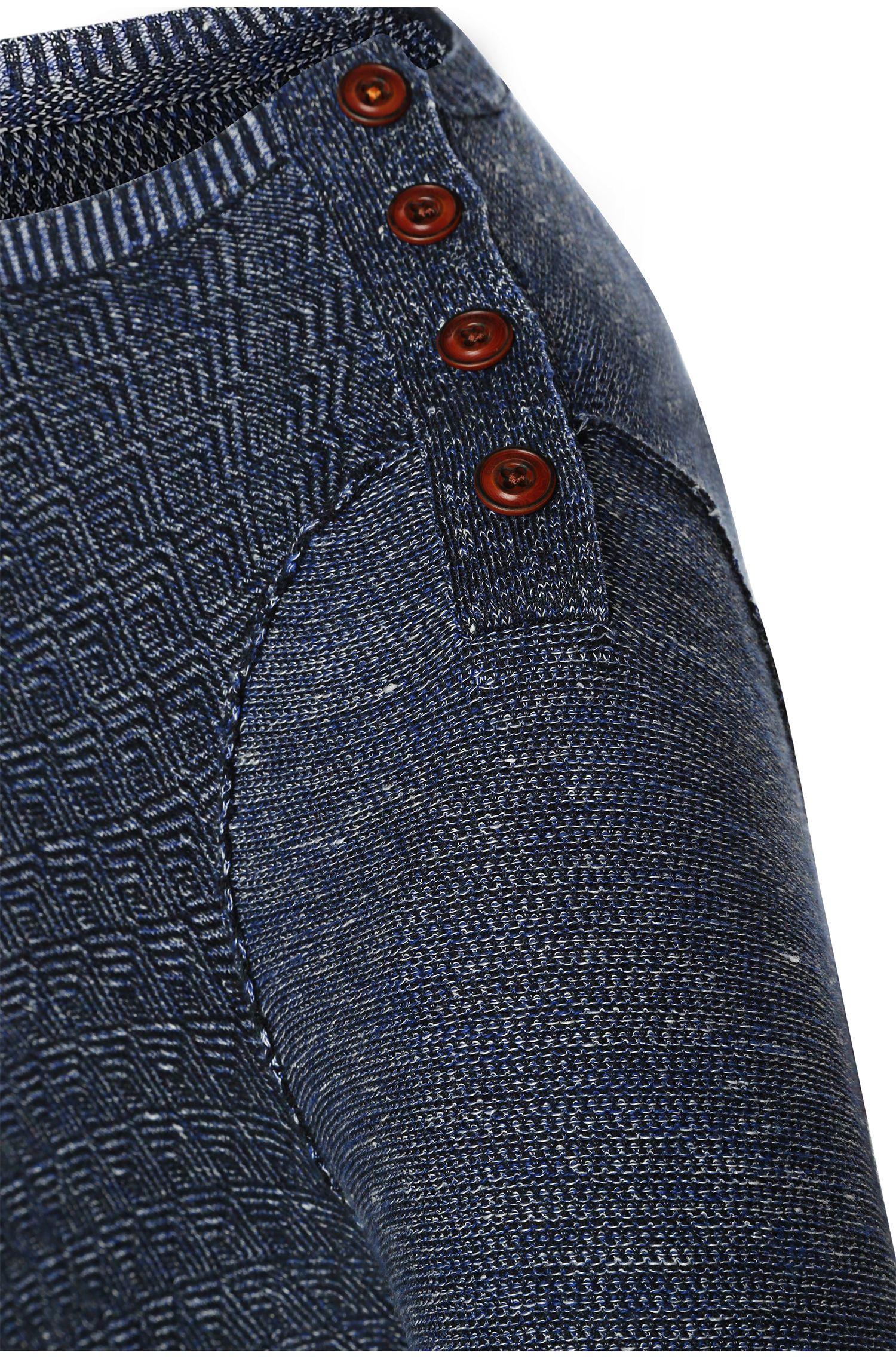 Strickpullover aus Baumwoll-Mix: ´Akert`
