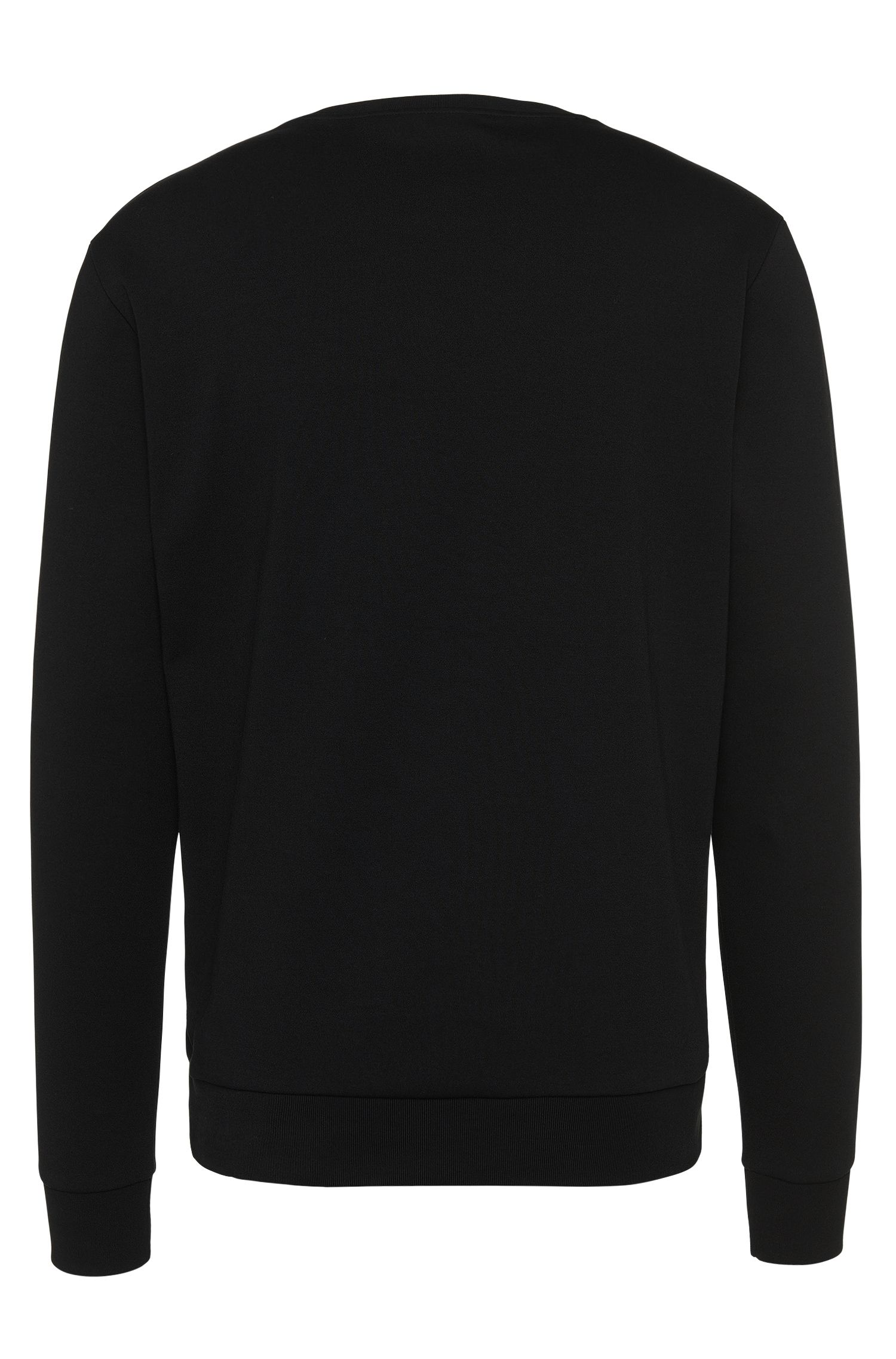 Sweat Relaxed Fit en coton: «Dicago»