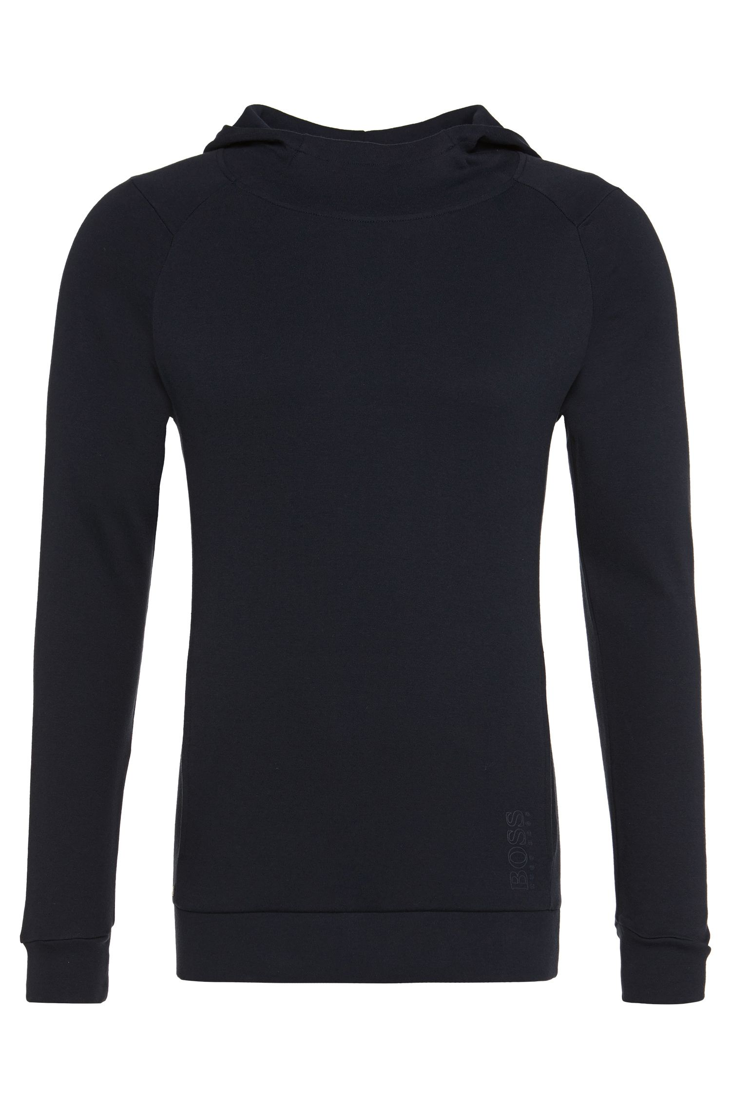 Sweatshirt van katoen: 'Shirt Hooded'