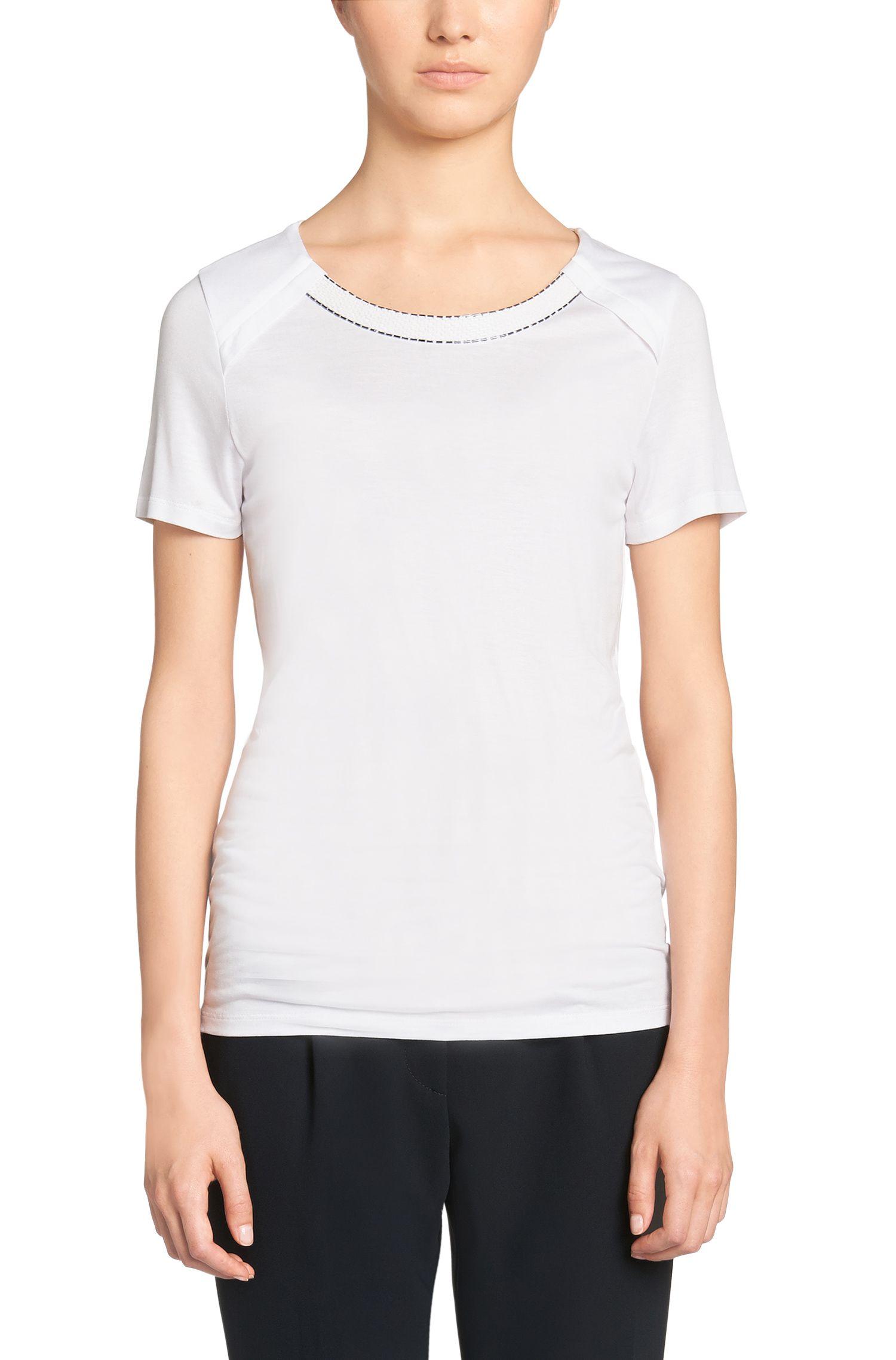 T-shirt en viscose: «Elandi»