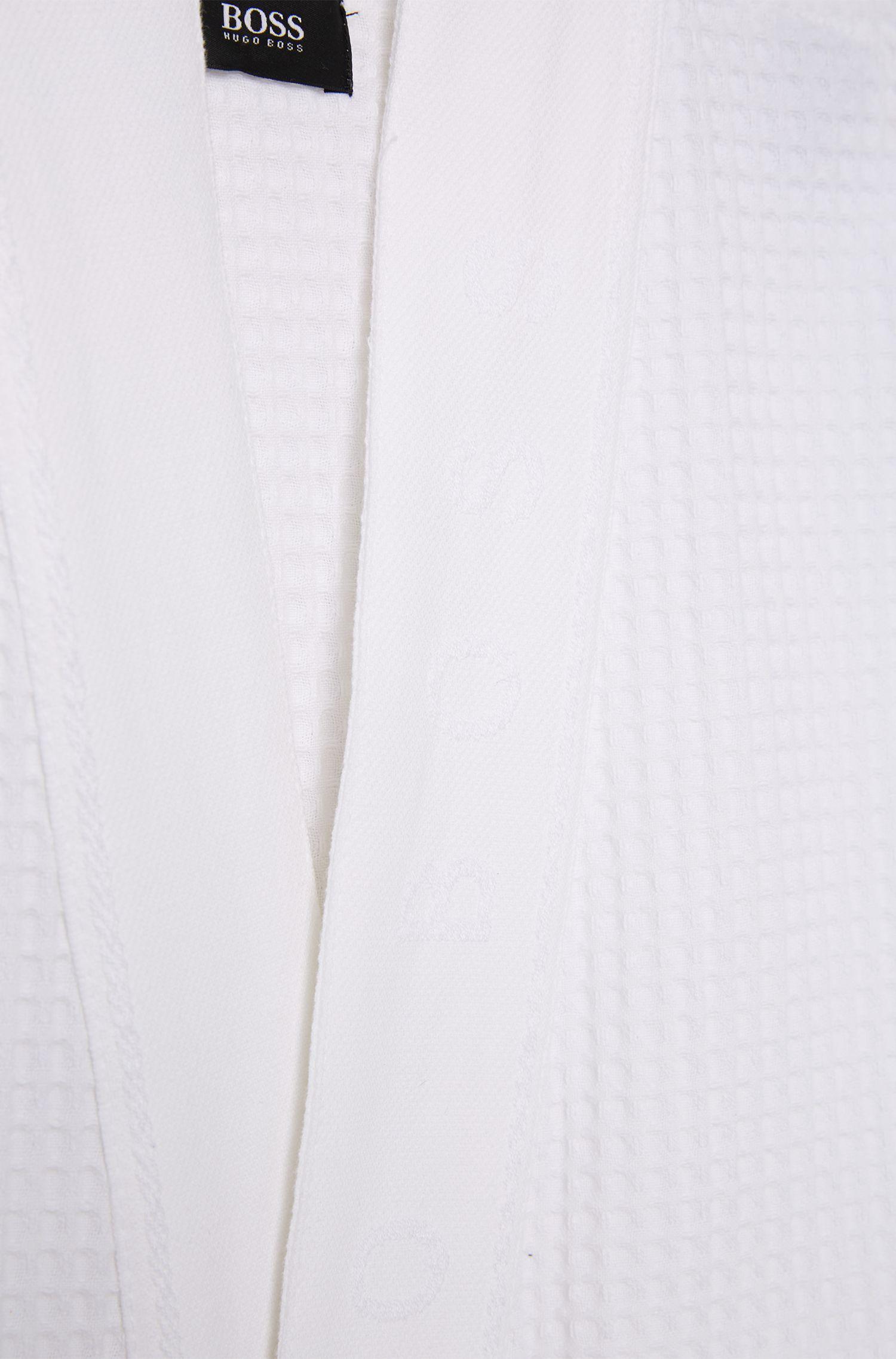 Peignoir en coton mélangé: «Kimono»