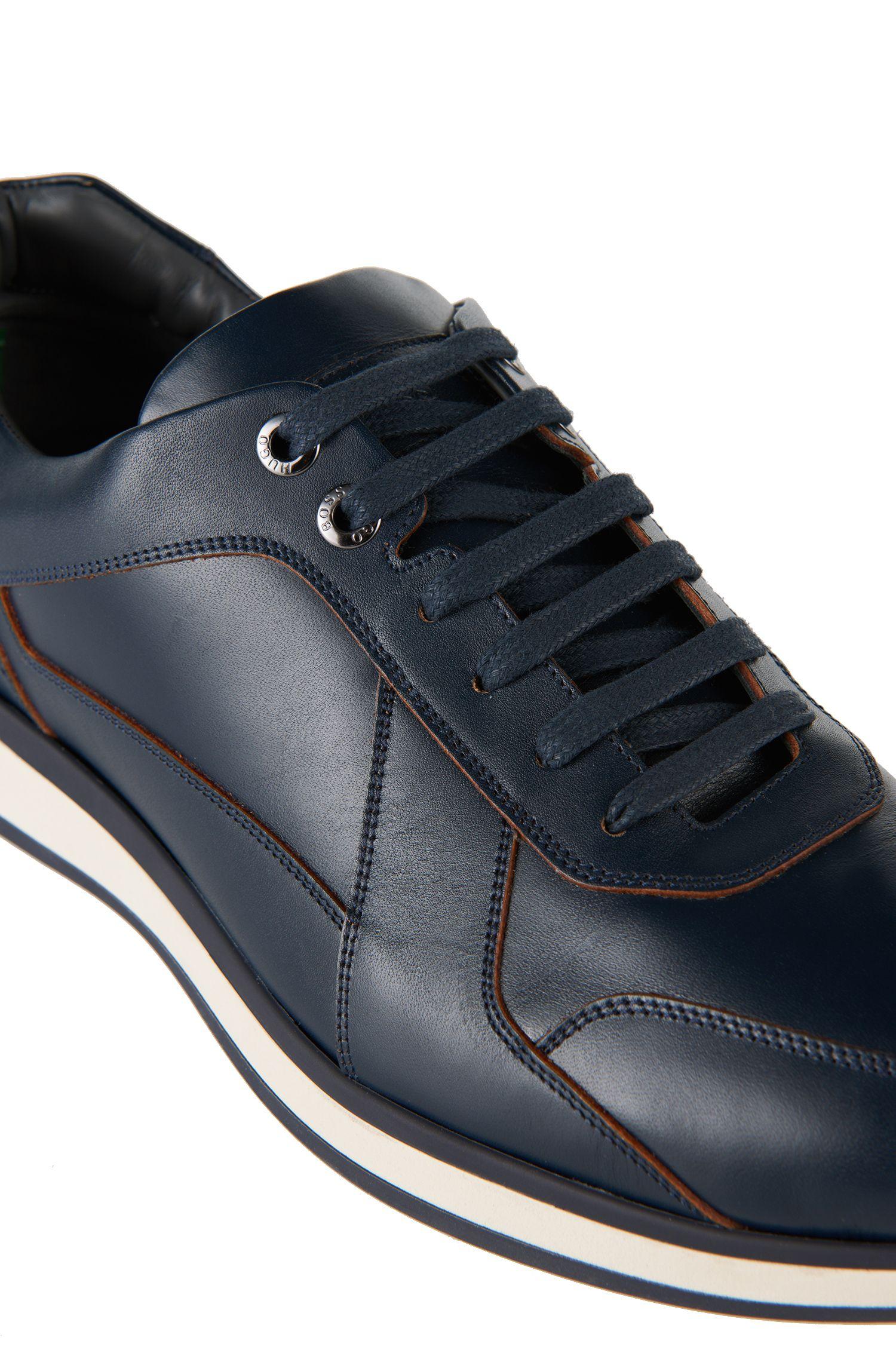Sneakers van leer: 'Hersneo'
