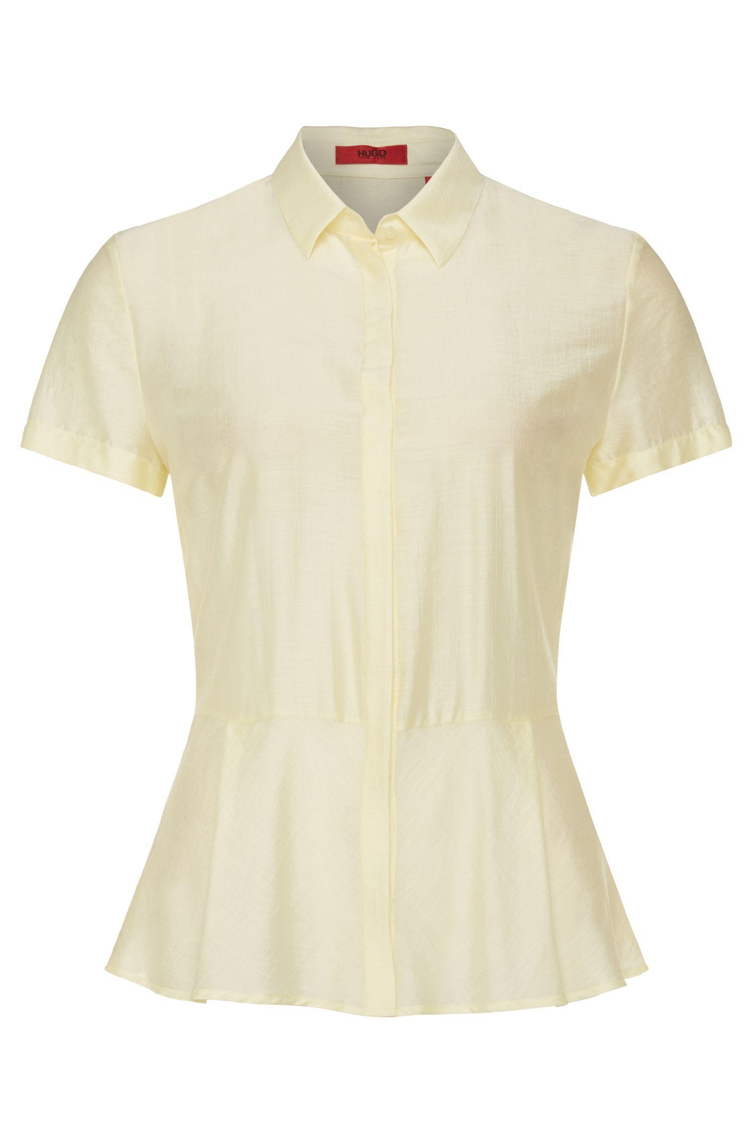 Bluse aus Modal mit Seiden-Anteil: 'Etenel'