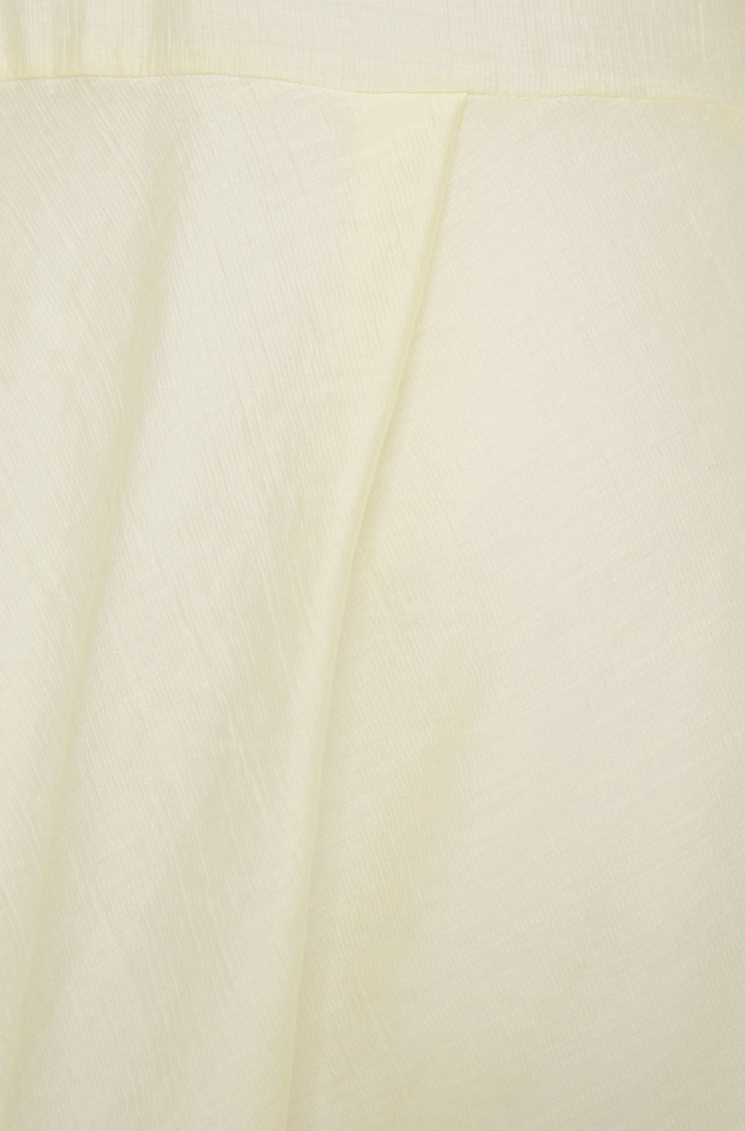 Blouse van modal met zijde: 'Etenel'