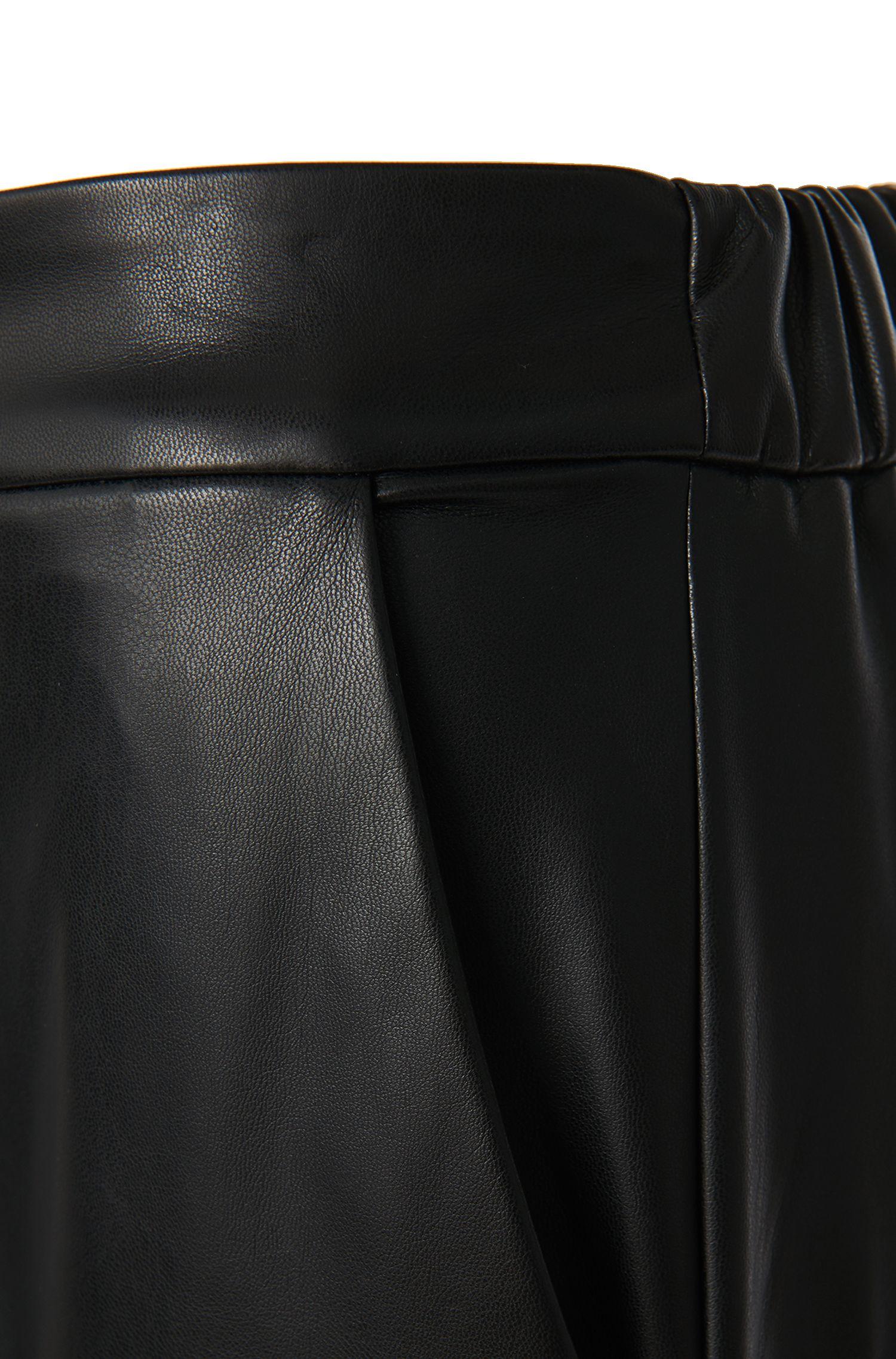 Hose in Leder-Optik: 'Hathea1'