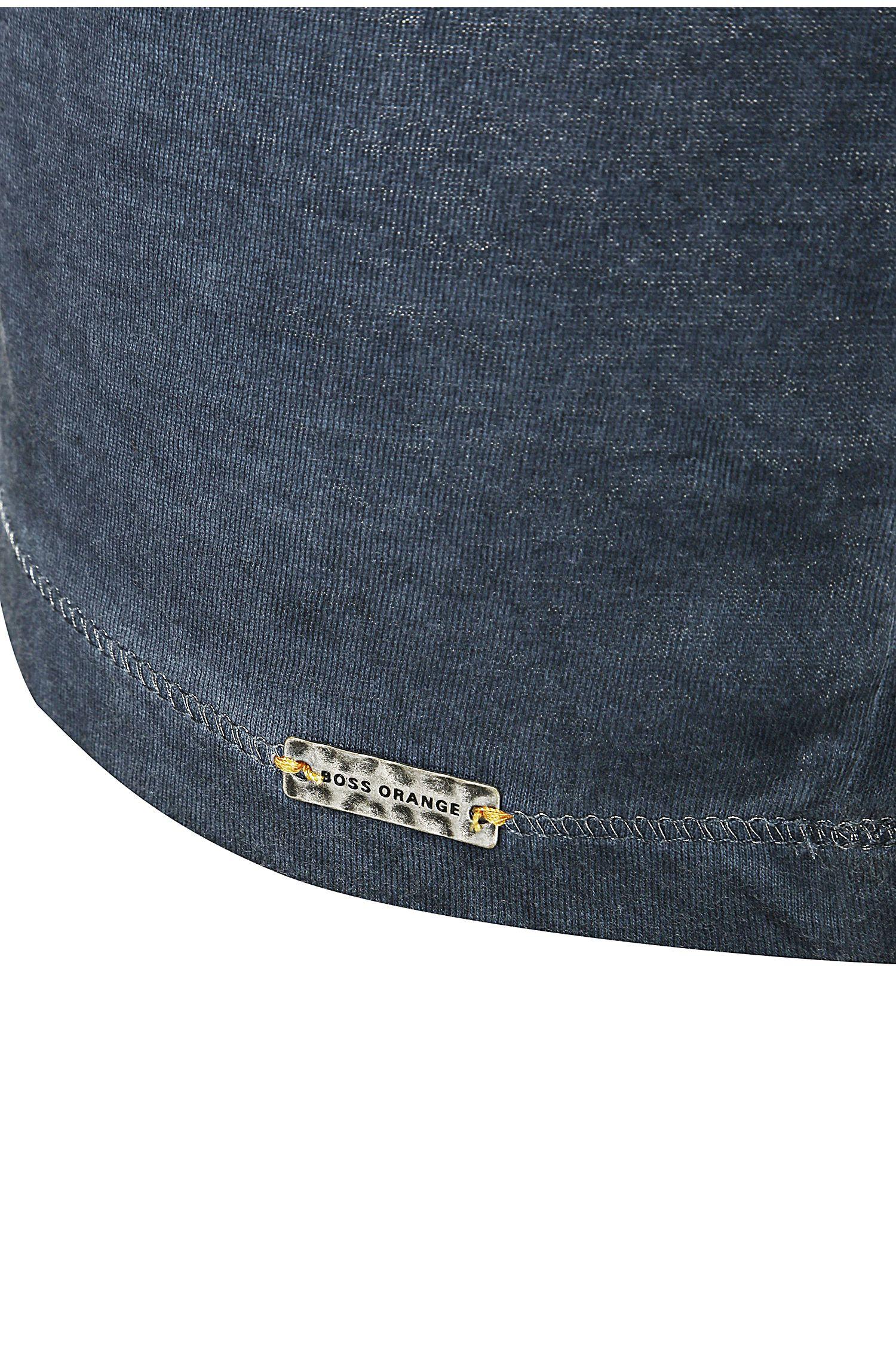 T-shirt en pur coton: «Tahiras»