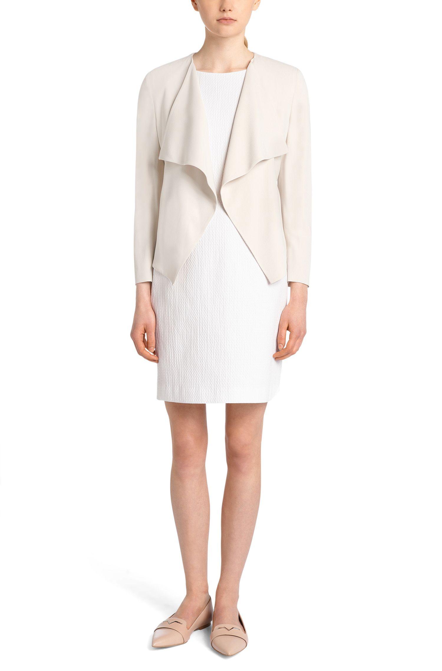 Robe en coton stretch: «Katisa-2»
