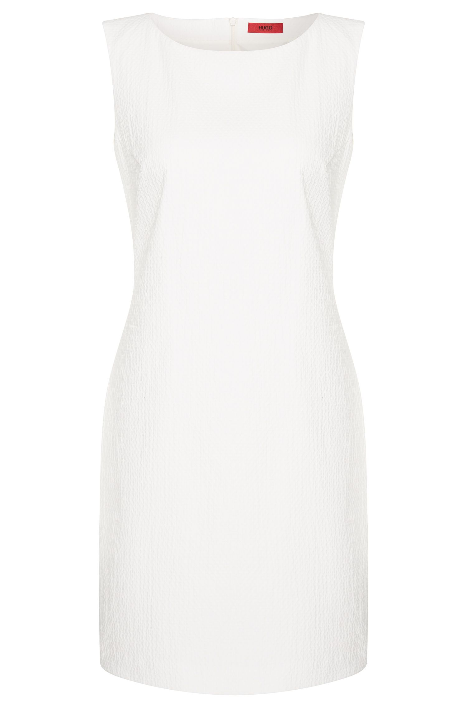 Robe en coton stretch : « Katisa-2 »