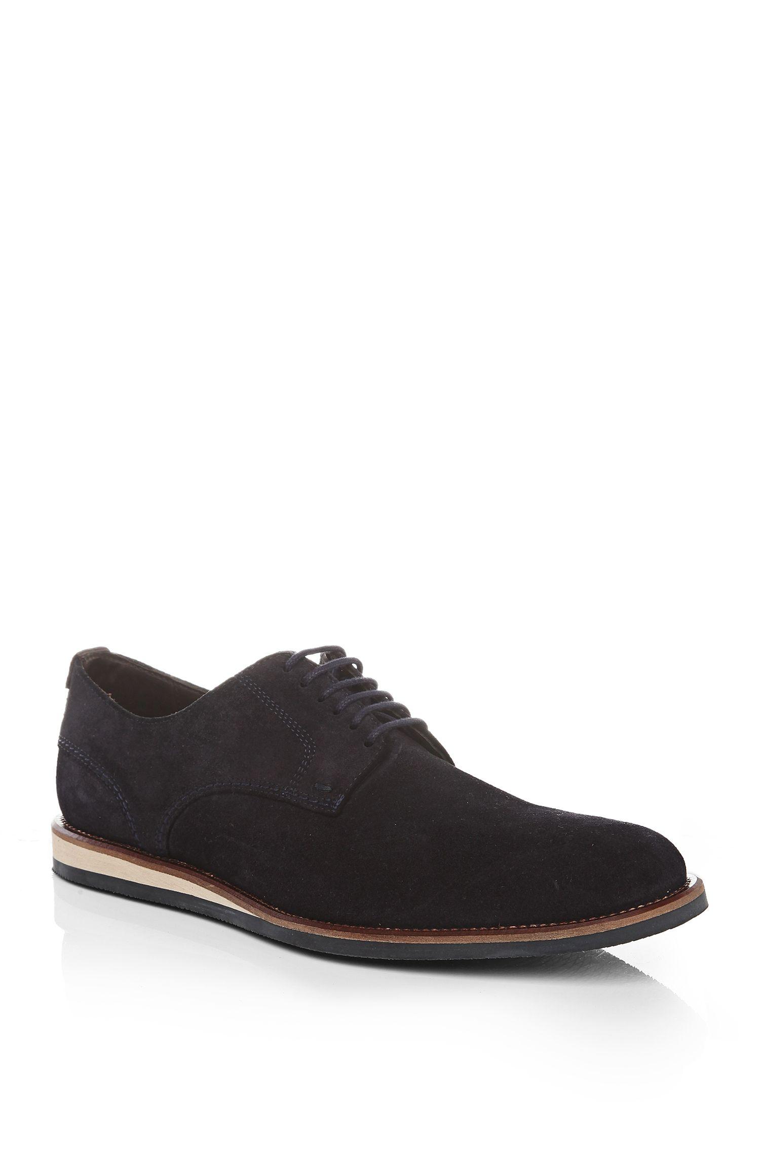 Chaussures à lacets en daim: «Volee»