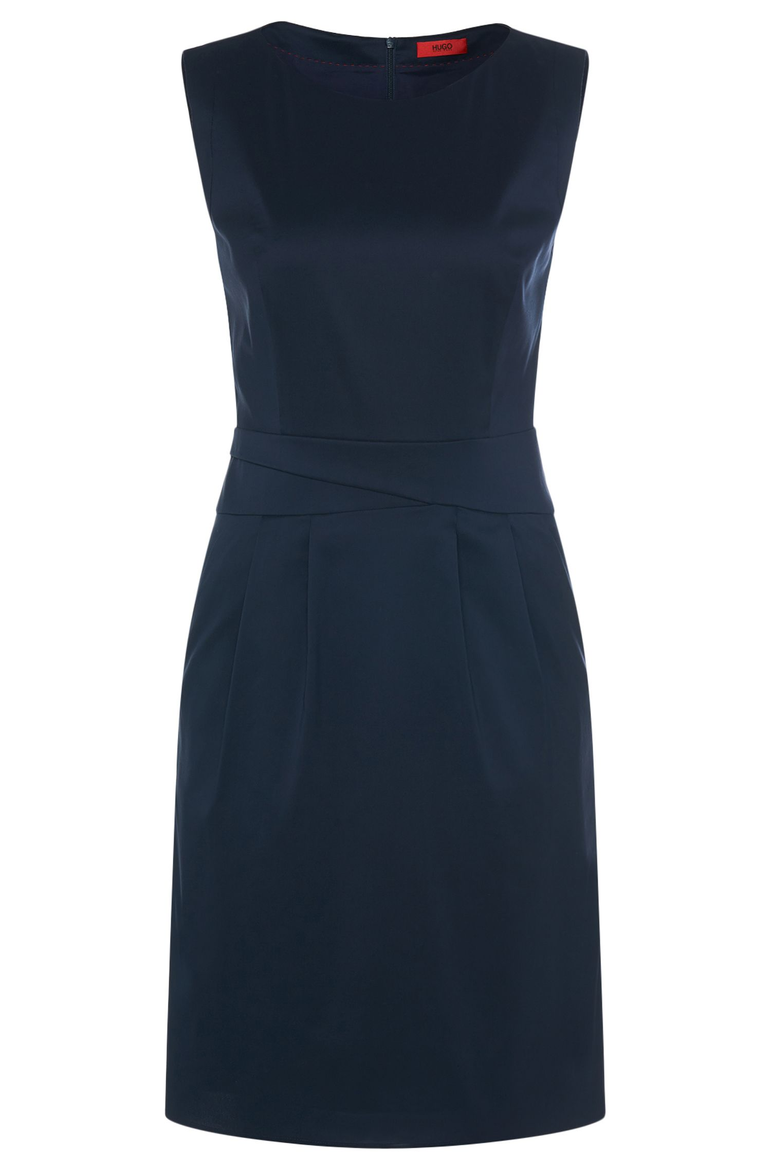 Sleeveless dress in cotton blend: 'Kaliles-4'