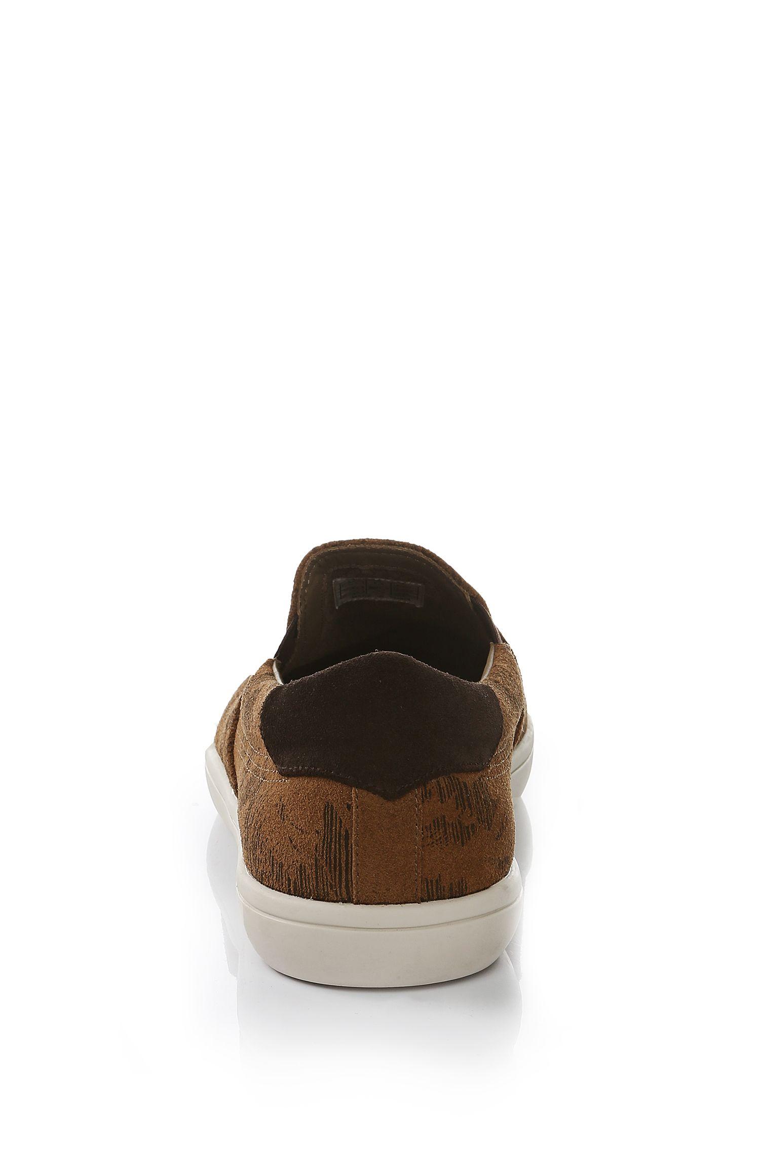 Baskets slippers à motif: «Sovan»