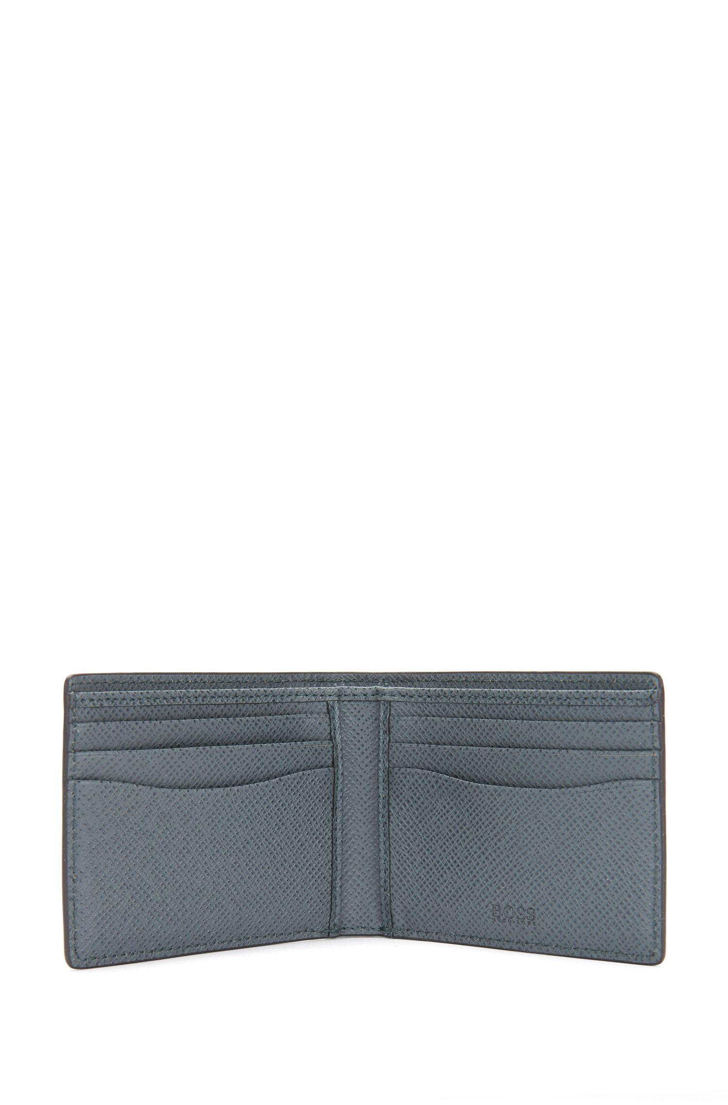 Portefeuille petit format en cuir: «Signature_6cc»
