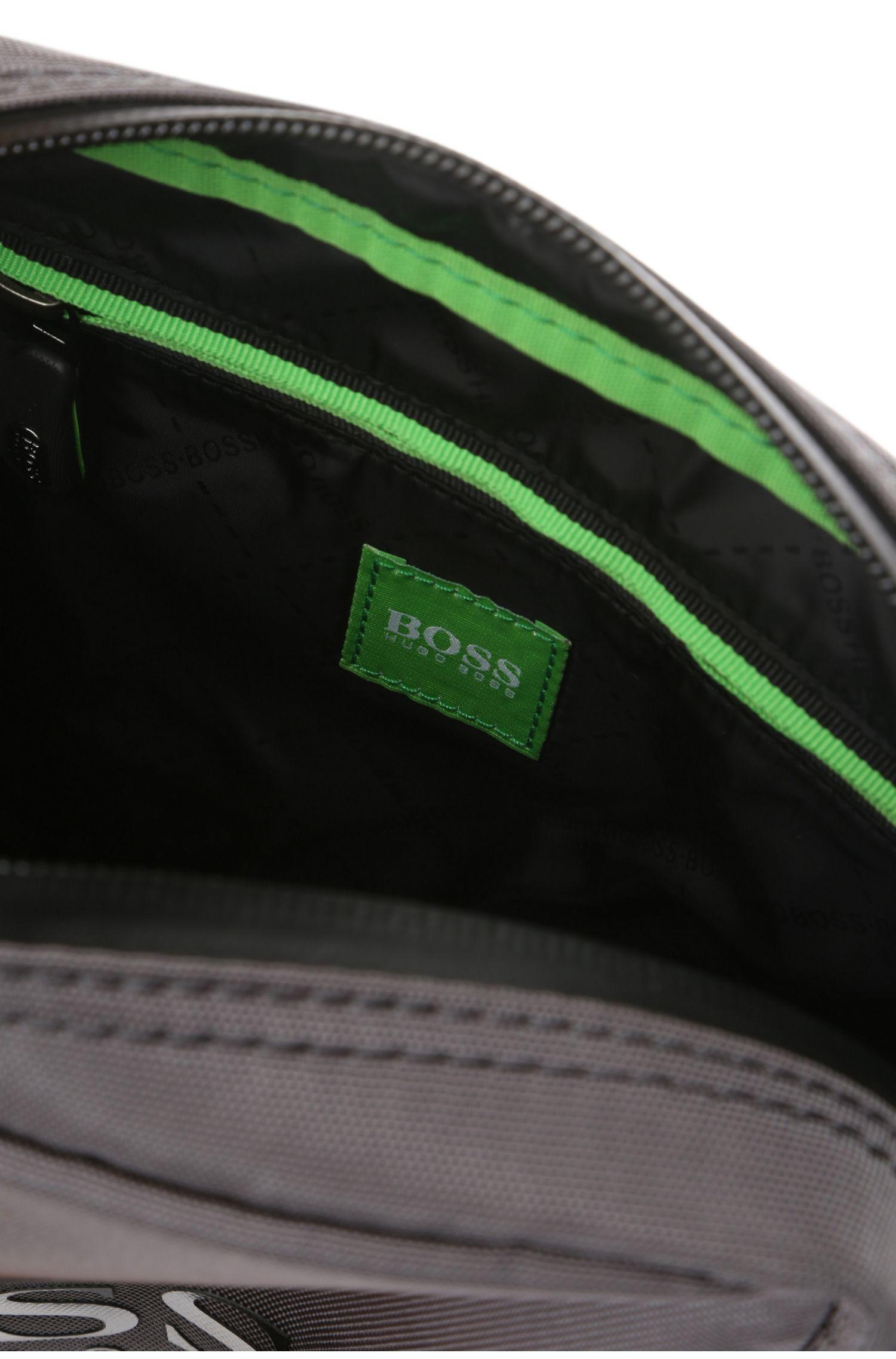 Reporter Bag aus Nylon mit Kontrastbesätzen: ´Pixel_NS zip`