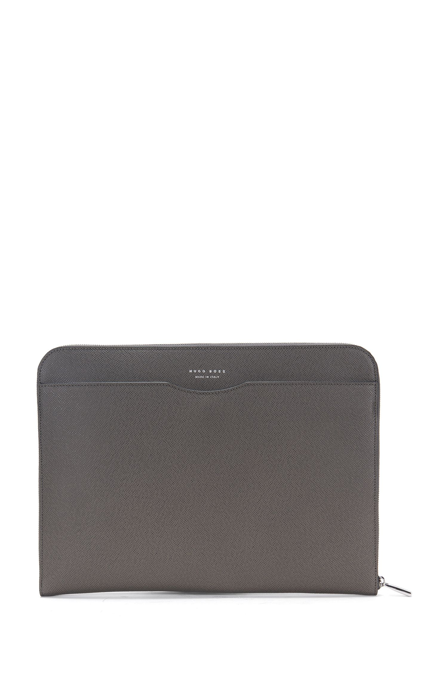 Tablet-Schutzhülle aus Leder: 'Signature Portfolio'
