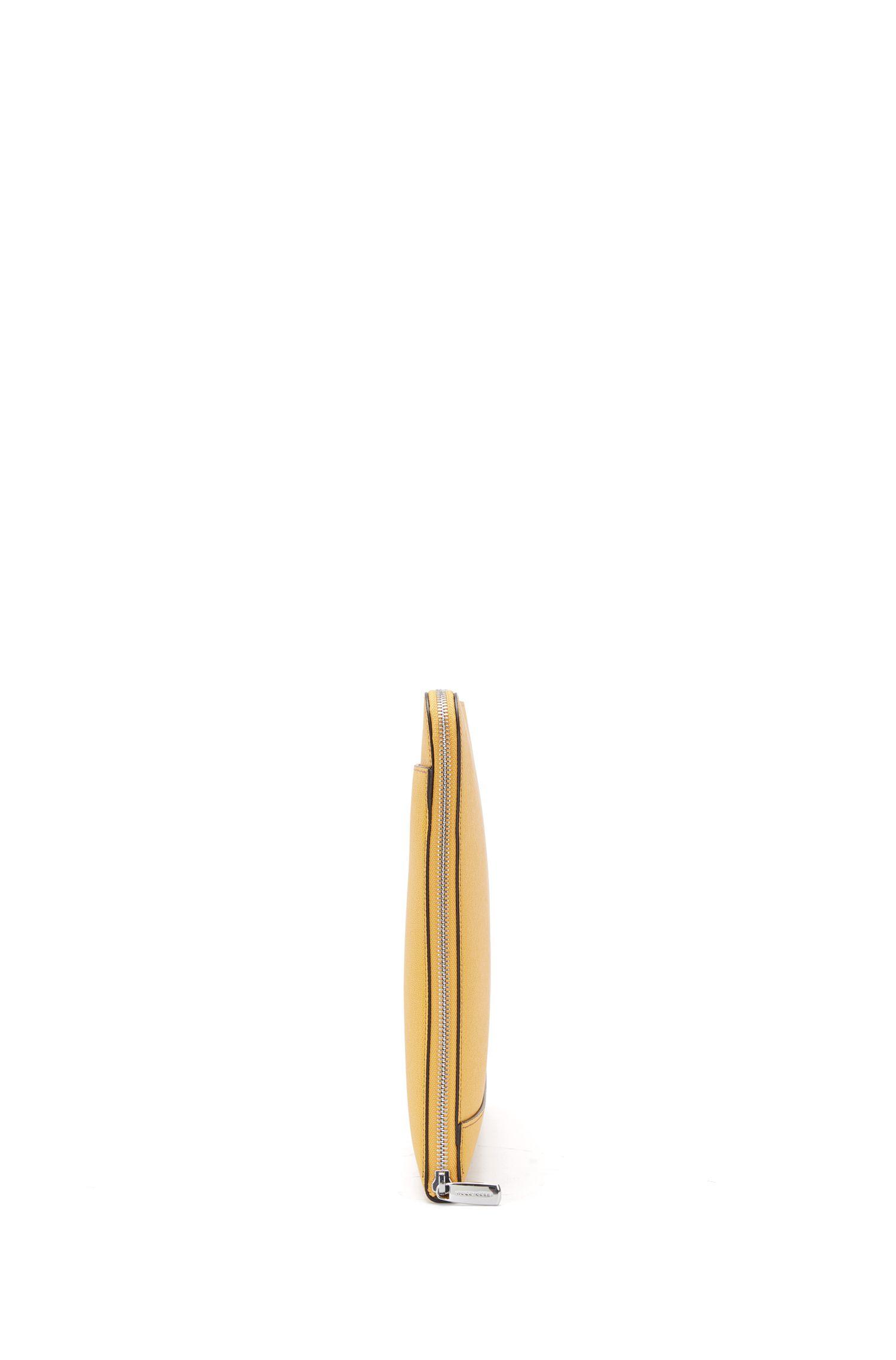 Housse de protection pour tablette en cuir: «SignaturePortfolio»