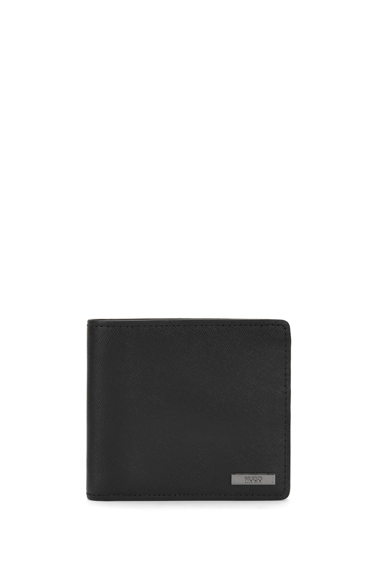 Soft leather wallet: 'Digital_8 cc'