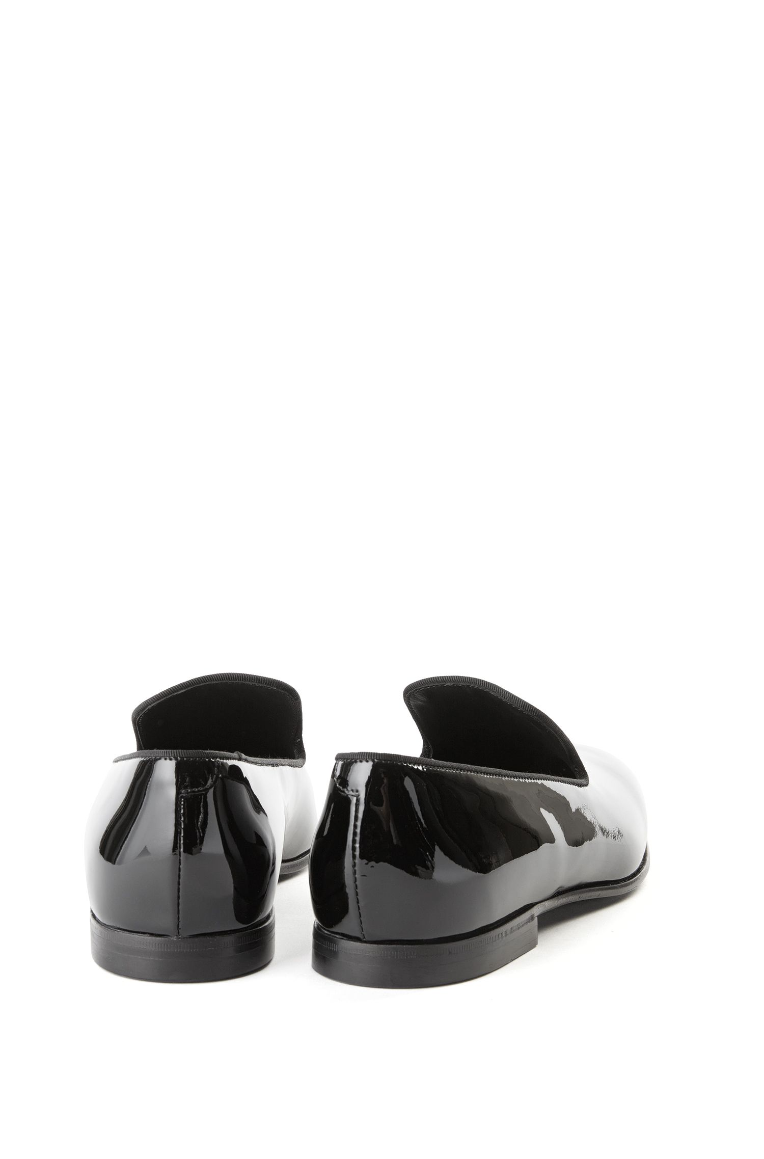 Loafer aus Lackleder: 'Loafer-P'
