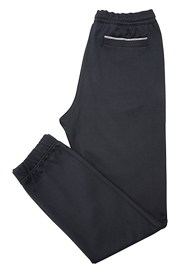 Jogginghose aus Baumwoll-Mix: ´Hadiko`, Dunkelblau