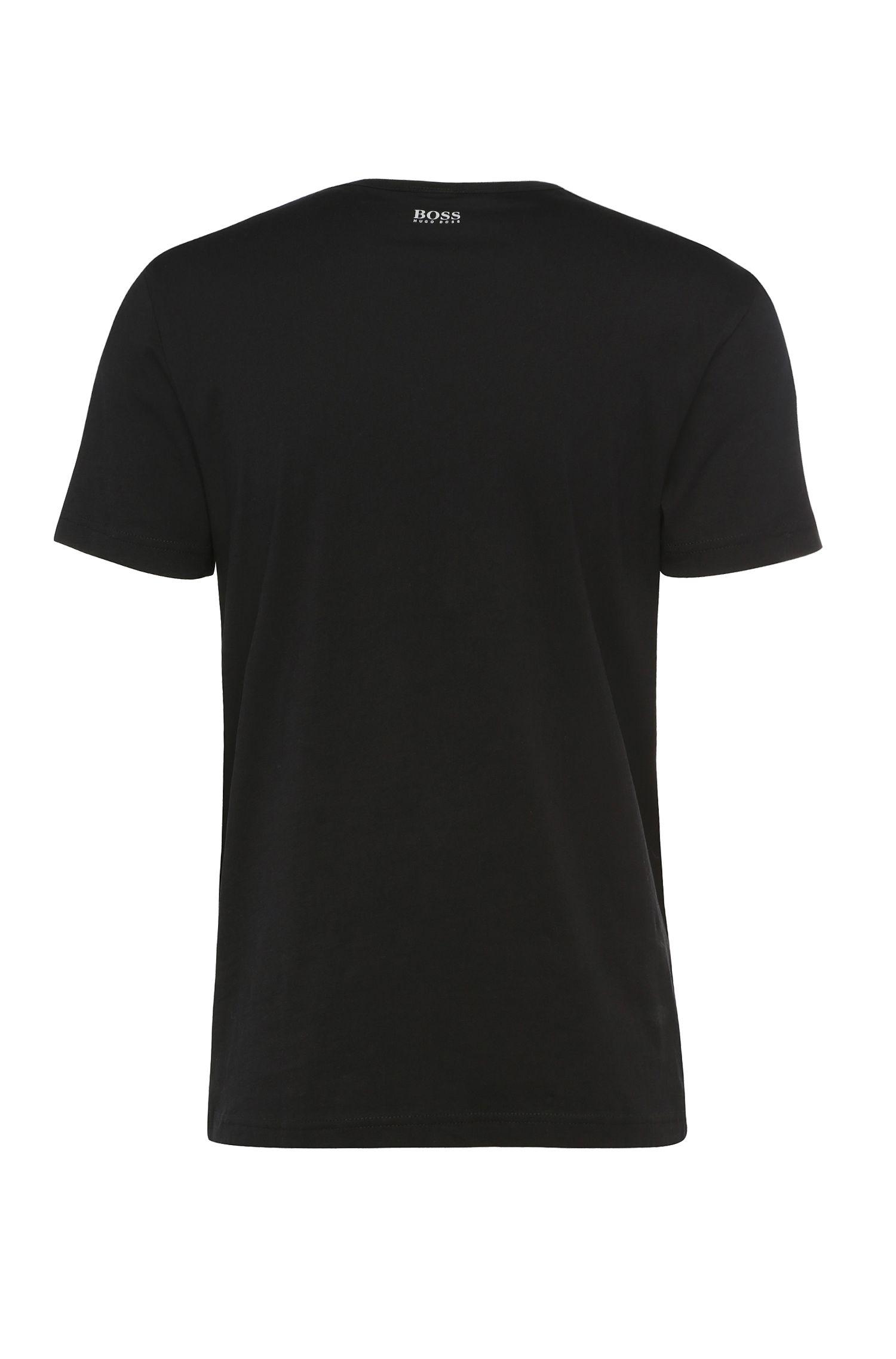 Regular-Fit Print-Shirt aus Jersey: ´Teeos`