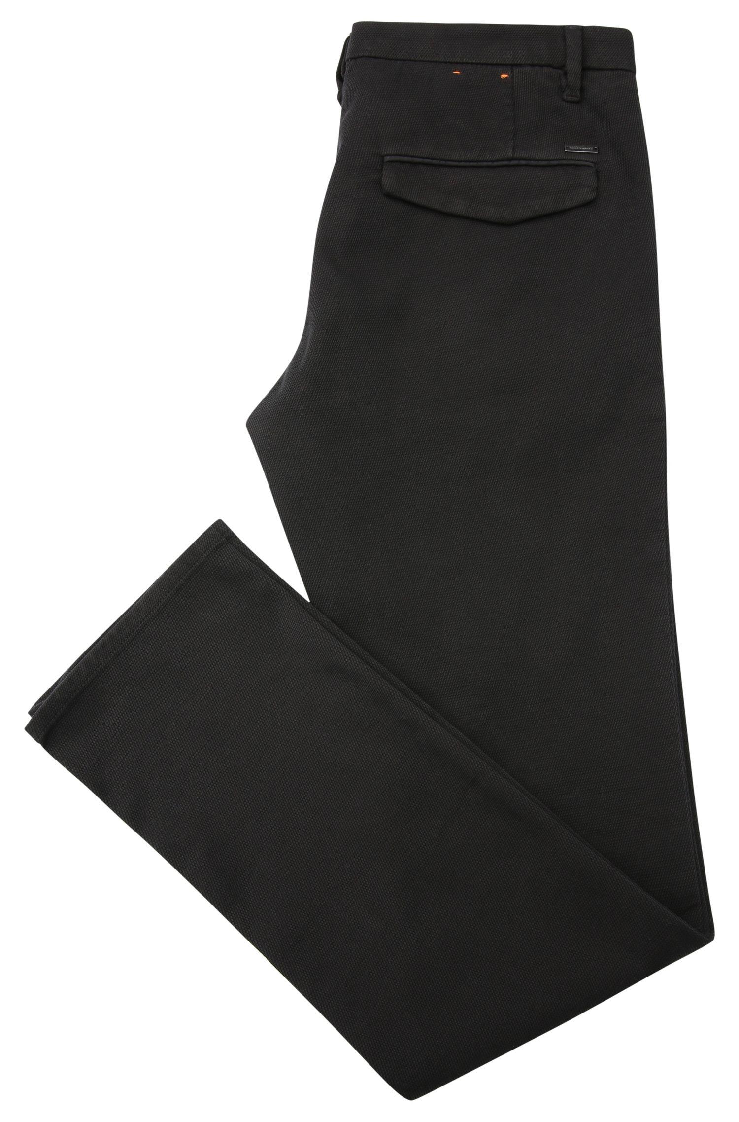 Chino Slim Fit en coton extensible: «Schino-Slim3-D»