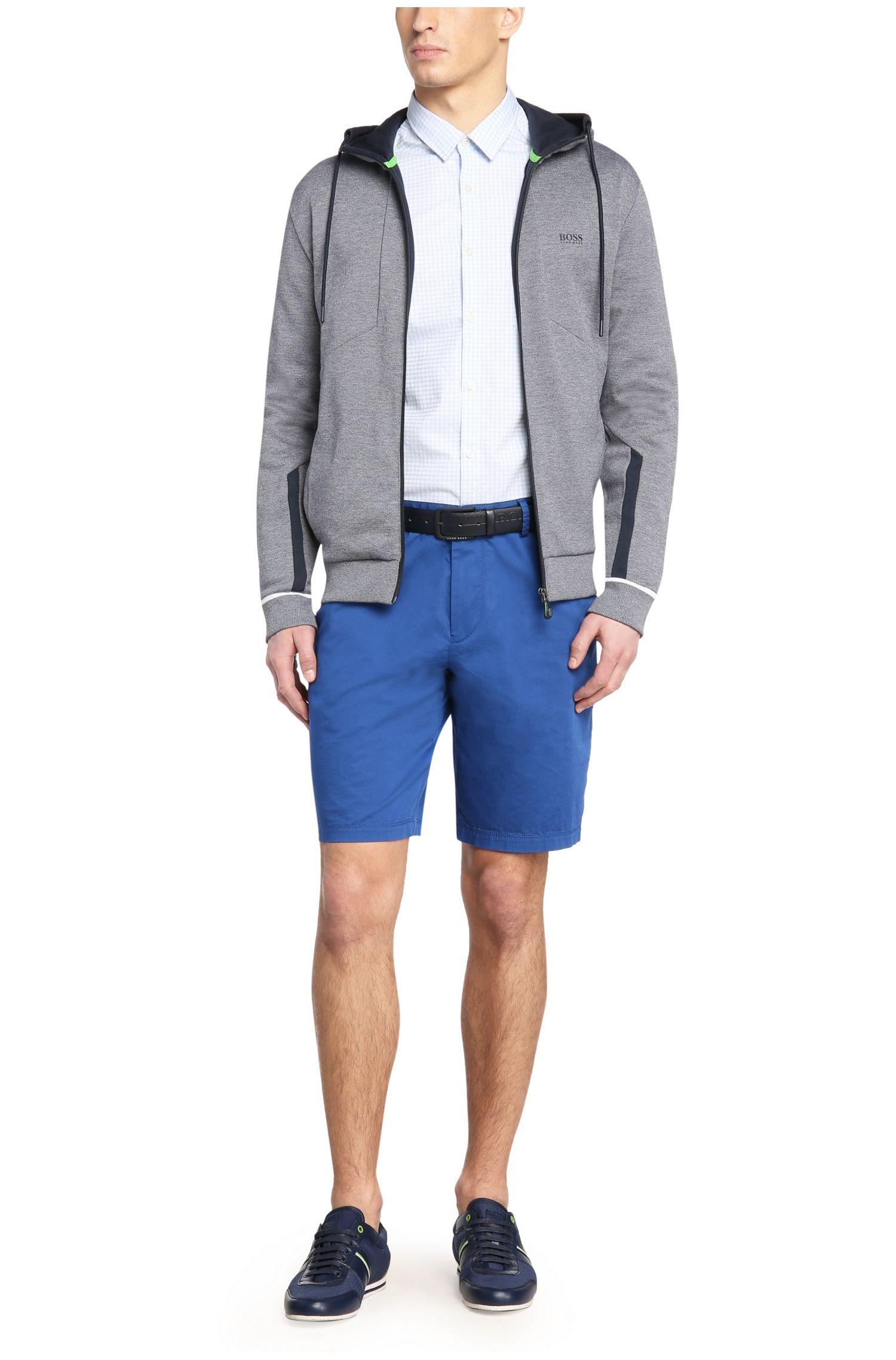 Kariertes Regular-Fit Hemd aus Baumwolle: ´C-Bansi`