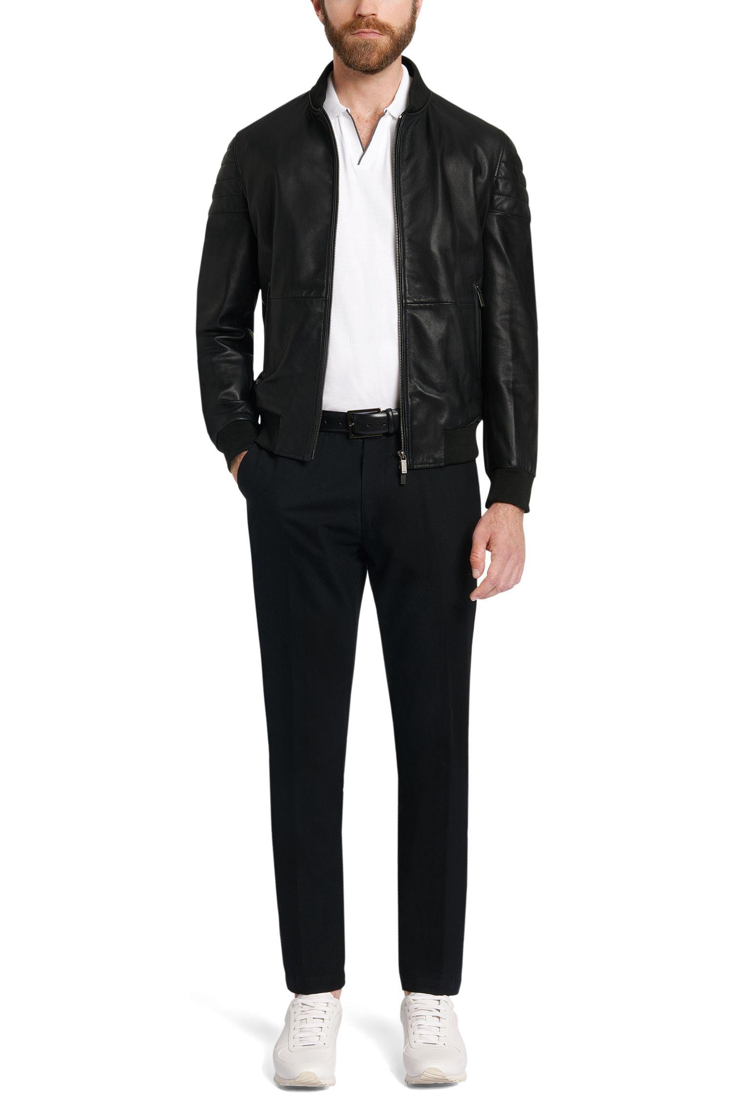 Slim-Fit Poloshirt aus Baumwolle: 'Phillipson 02'