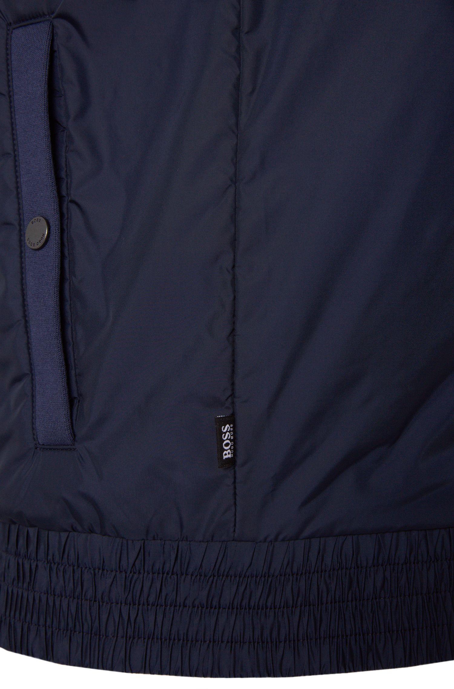 Regular-Fit Jacke aus Baumwoll-Mix: 'Shepherd 03'