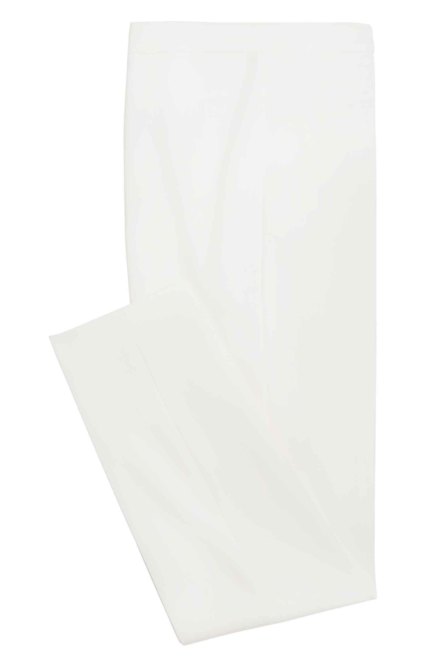 Regular-Fit Hose in Cropped-Länge: 'Tiluna6'