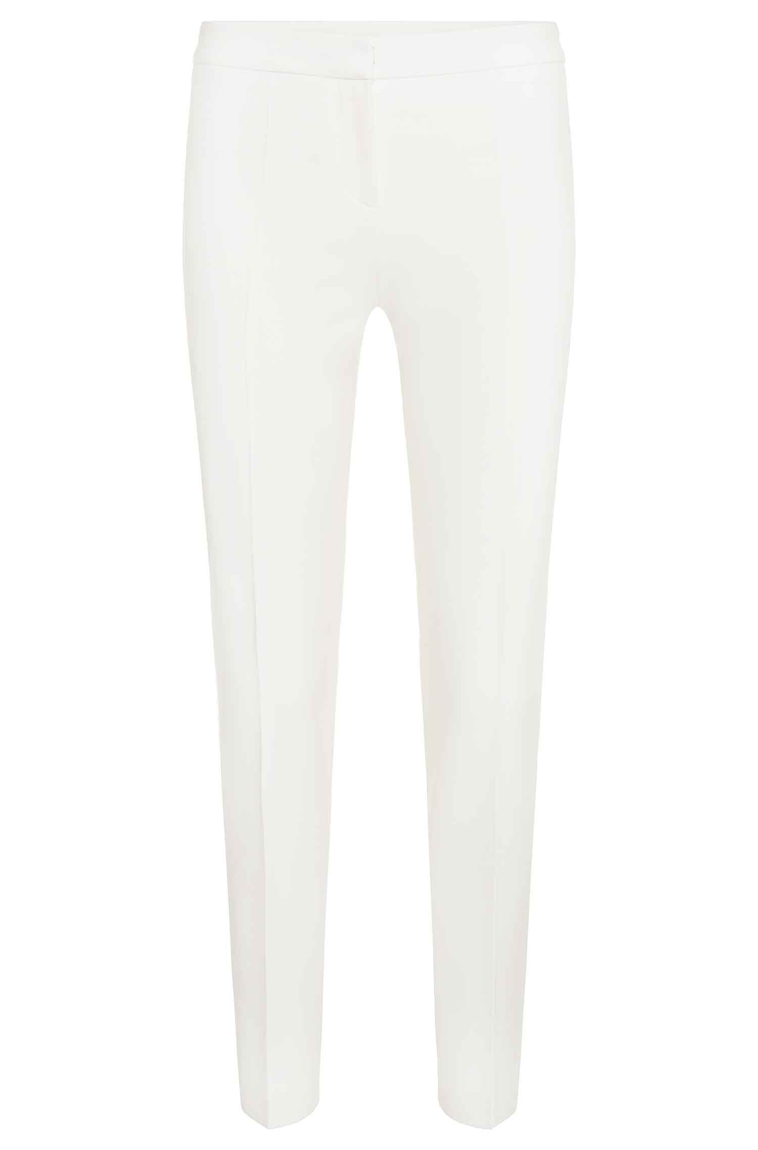 Regular-fit broek in cropped-lengte: 'Tiluna6'