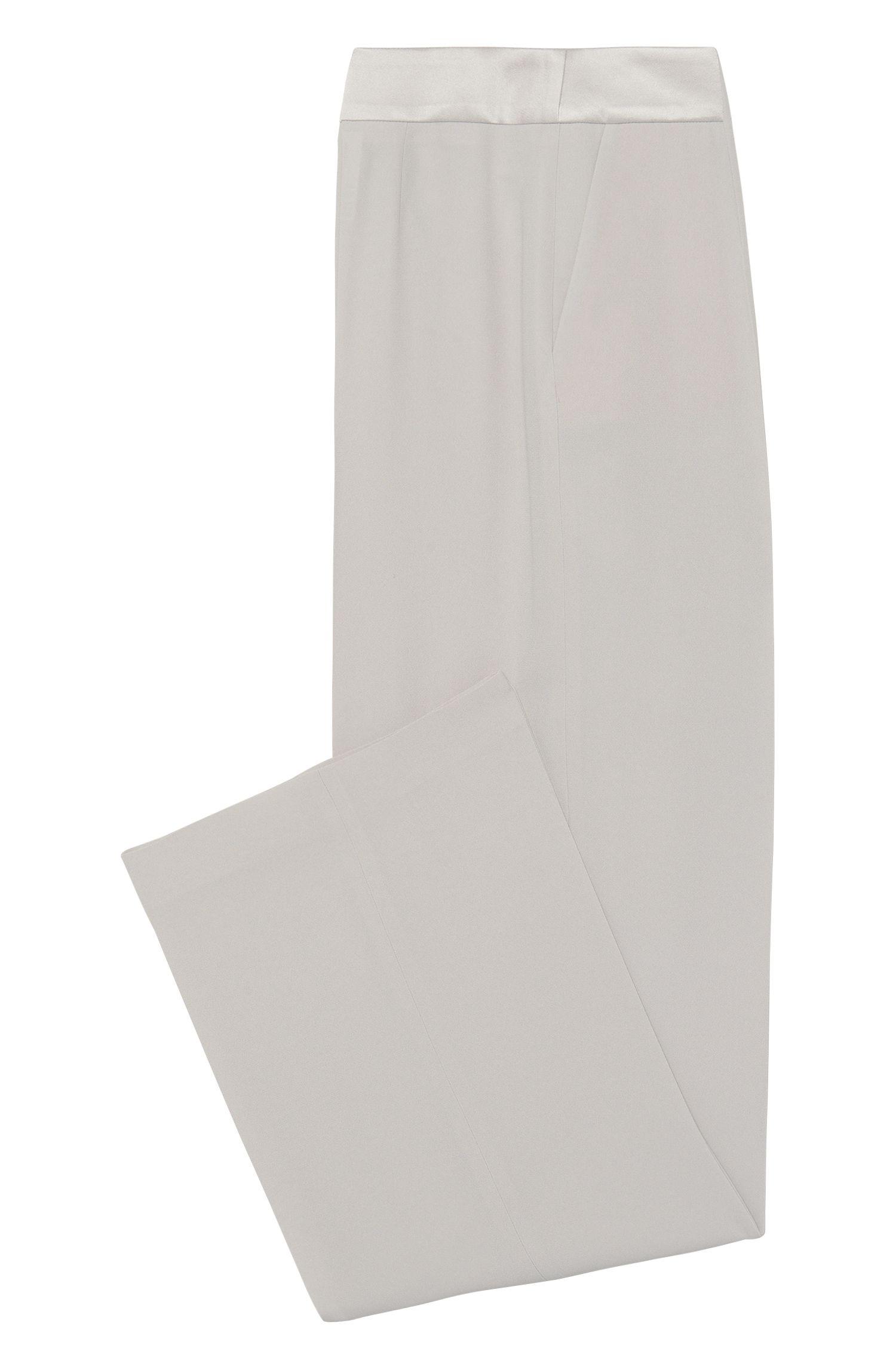Comfort-Fit Hose mit weitem Bein: 'Temietina'